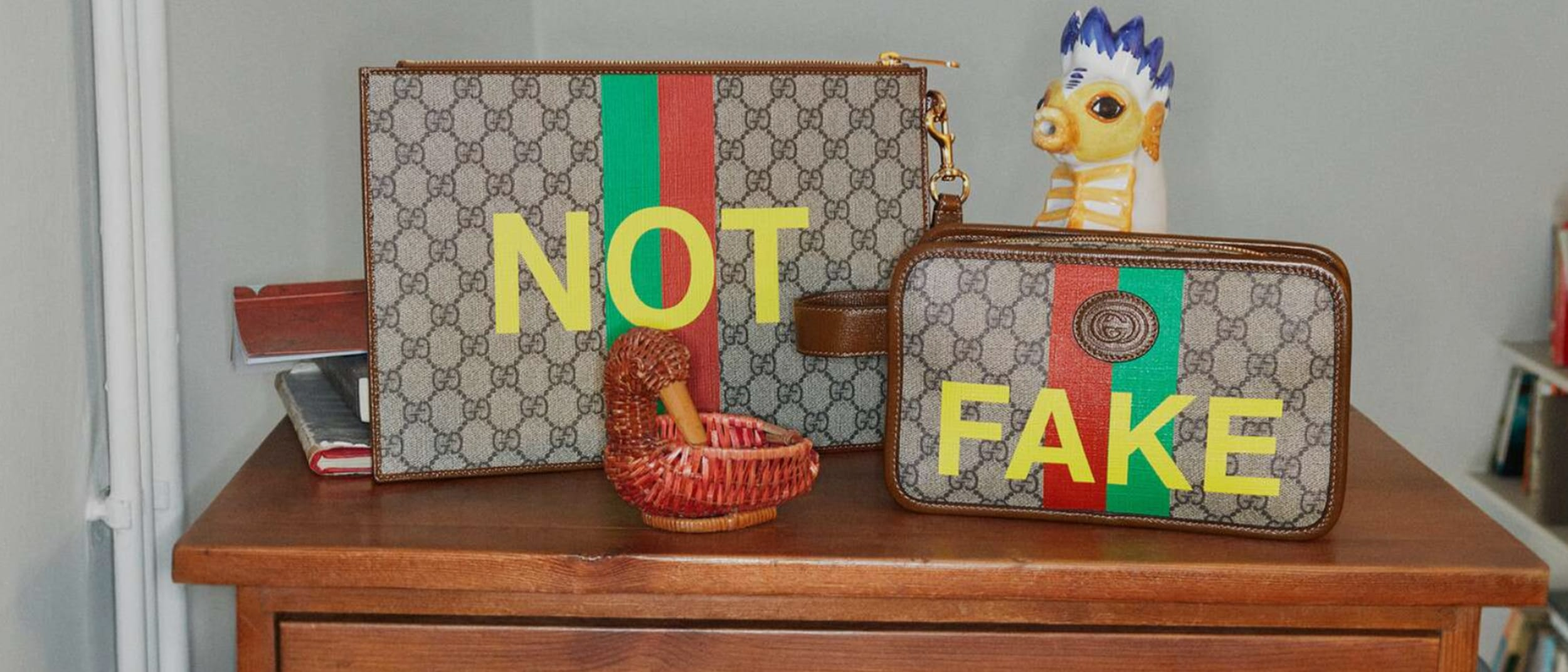 Gucci: Fake/Not Collection