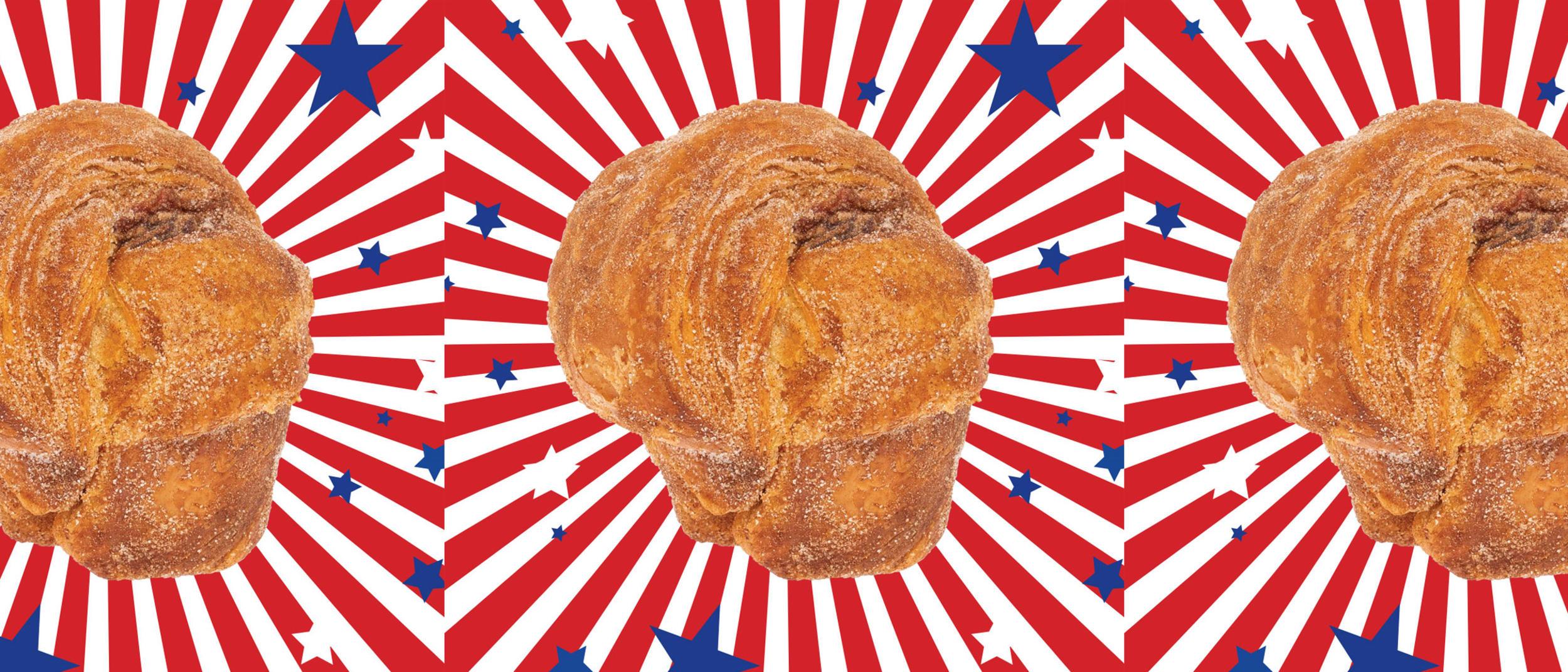 Muffin Break: PB & J Duffin