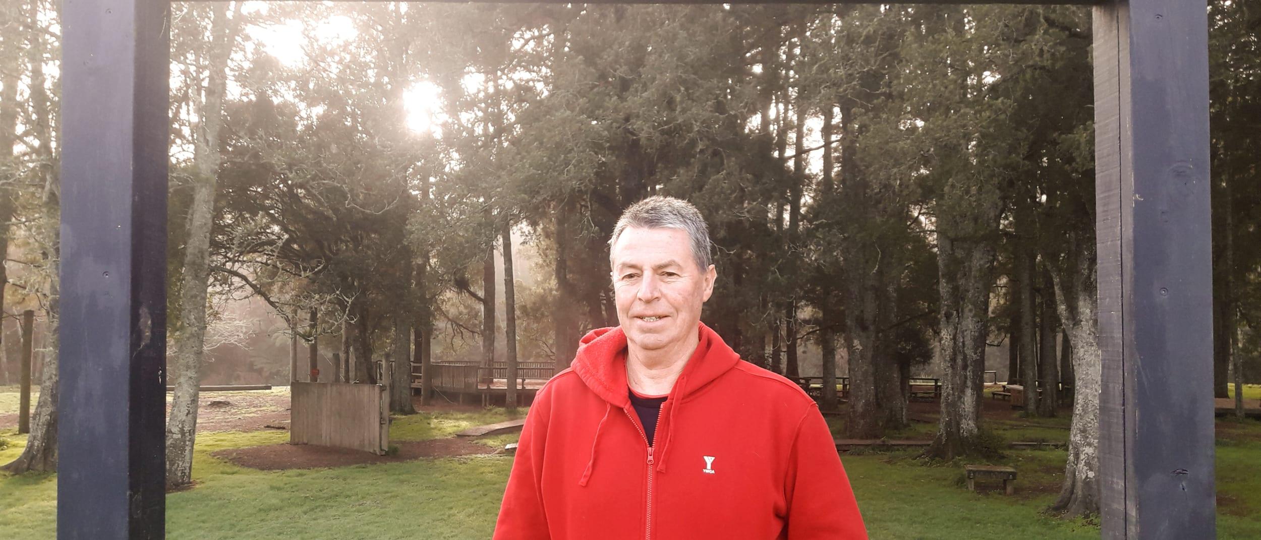 Meet Dave Lockwood - Westfield Local Heroes 2021