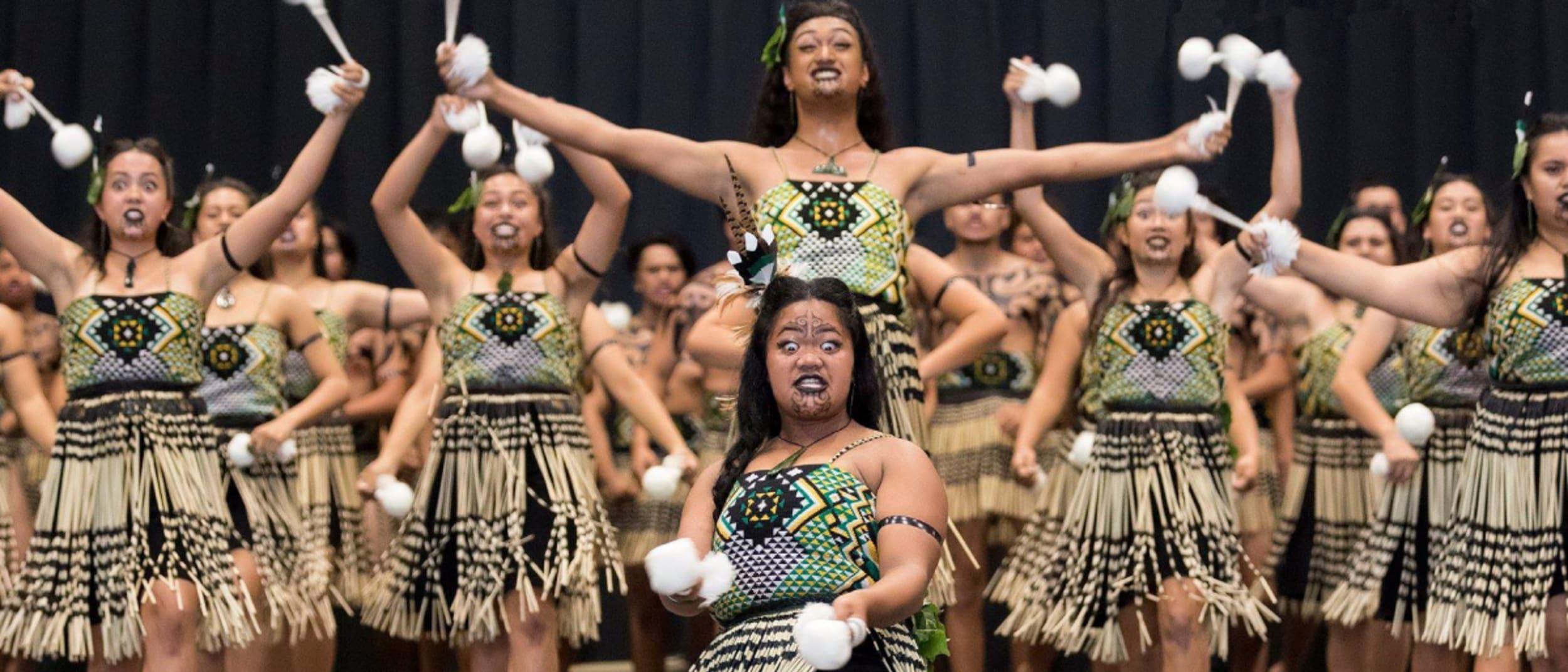 Ngā Puna o Waiōrea, Western Springs College Maori performance