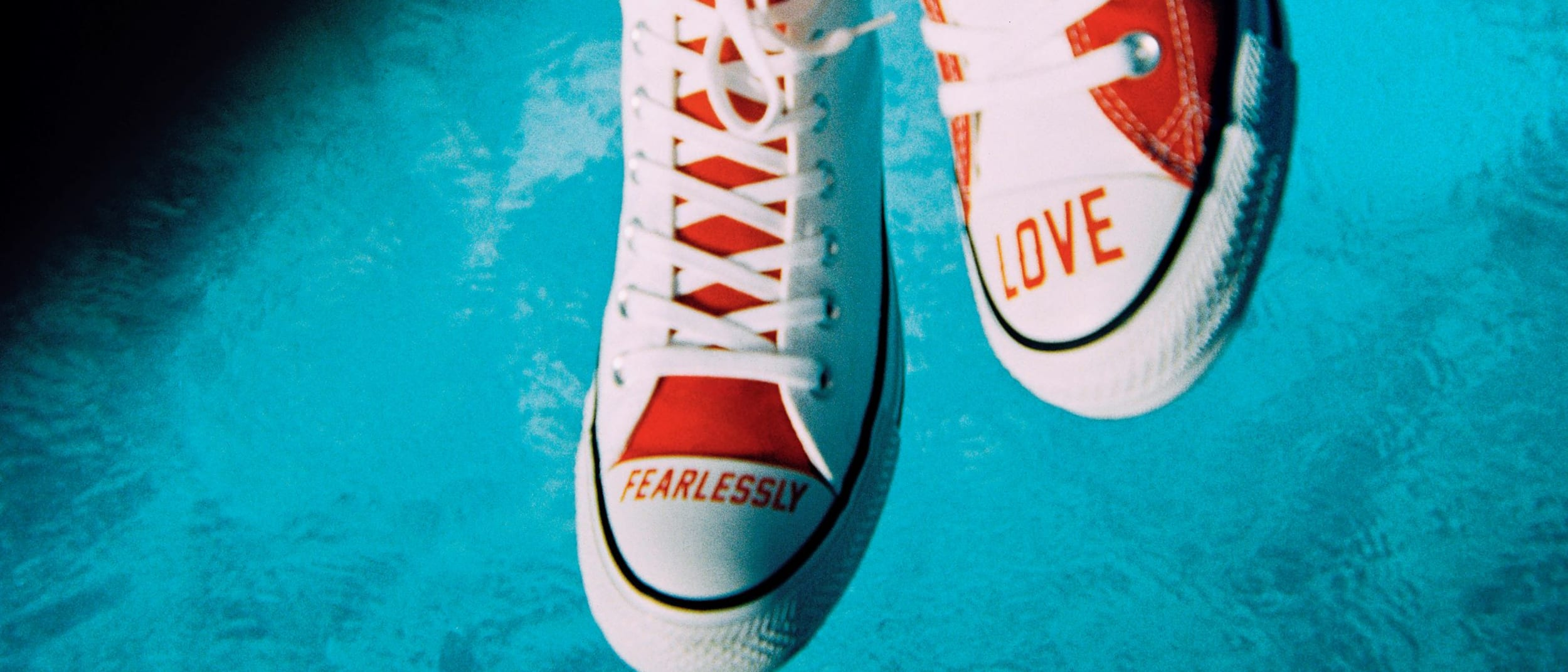 Converse: Love Fearlessly