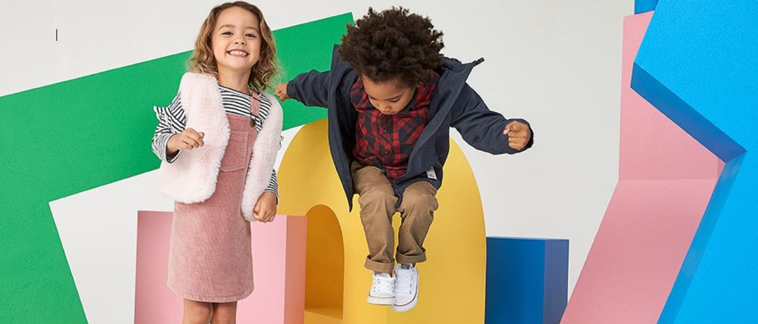 David Jones: Shop 30% off children's items