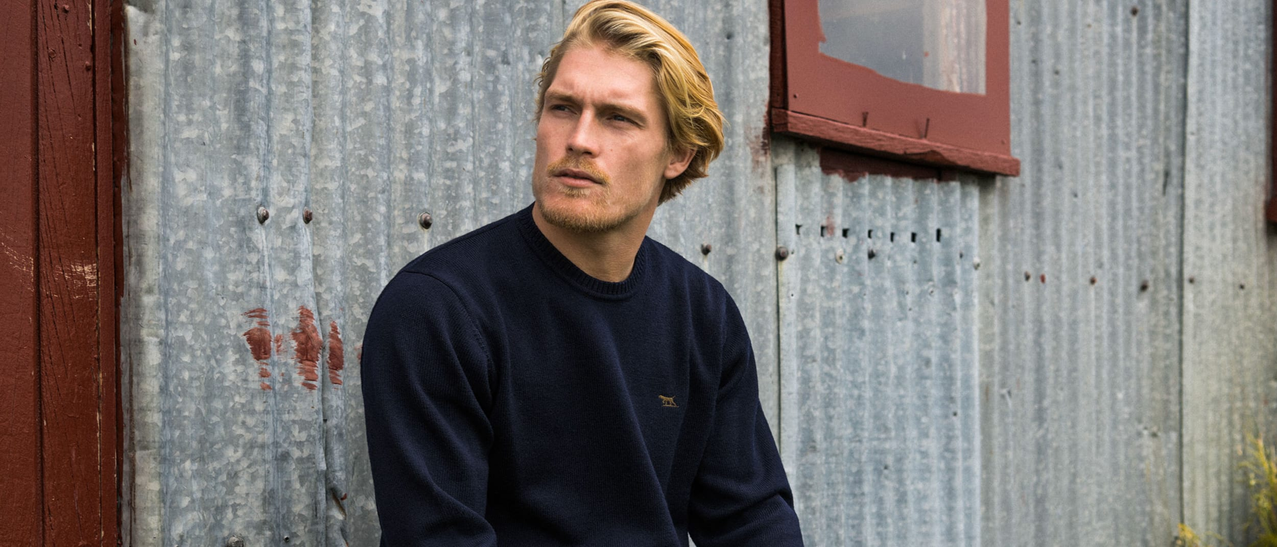Rodd & Gunn: buy any knit and receive your second half price