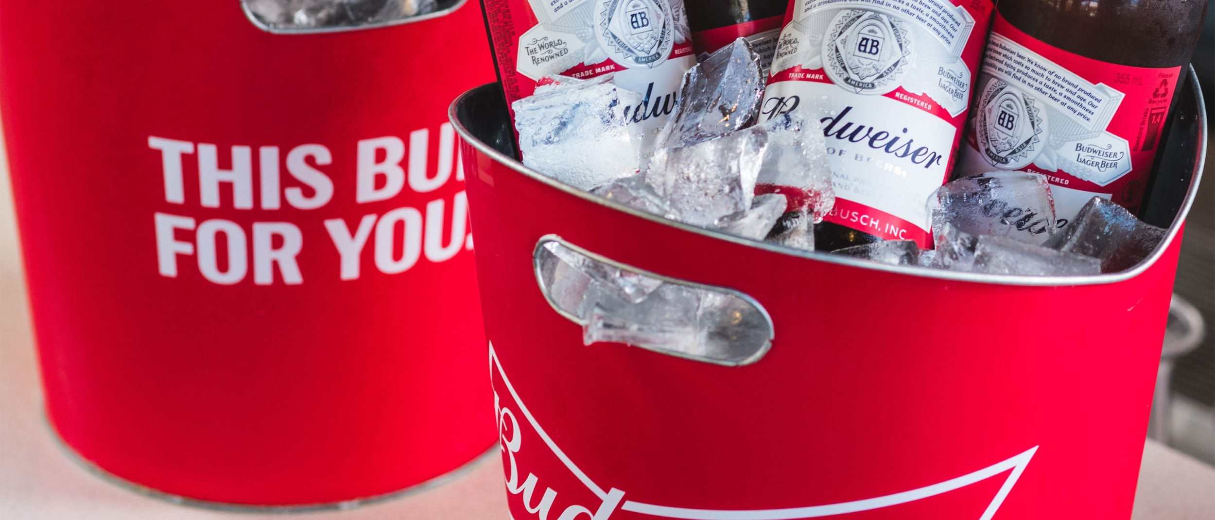 The Sporting Globe: Saturday special $20 buckets of selected beer