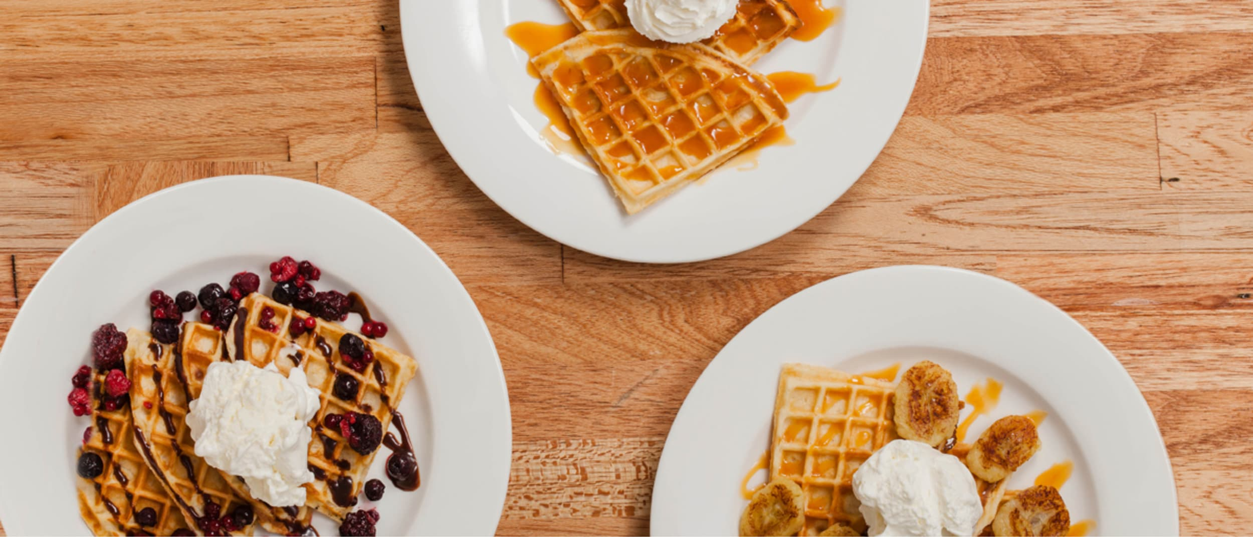 Shingle Inn: say yes to Waffles