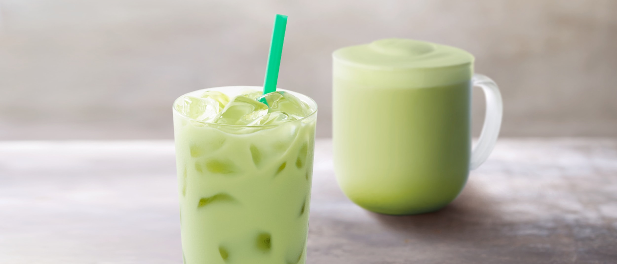 Starbucks: Green Tea Tuesdays