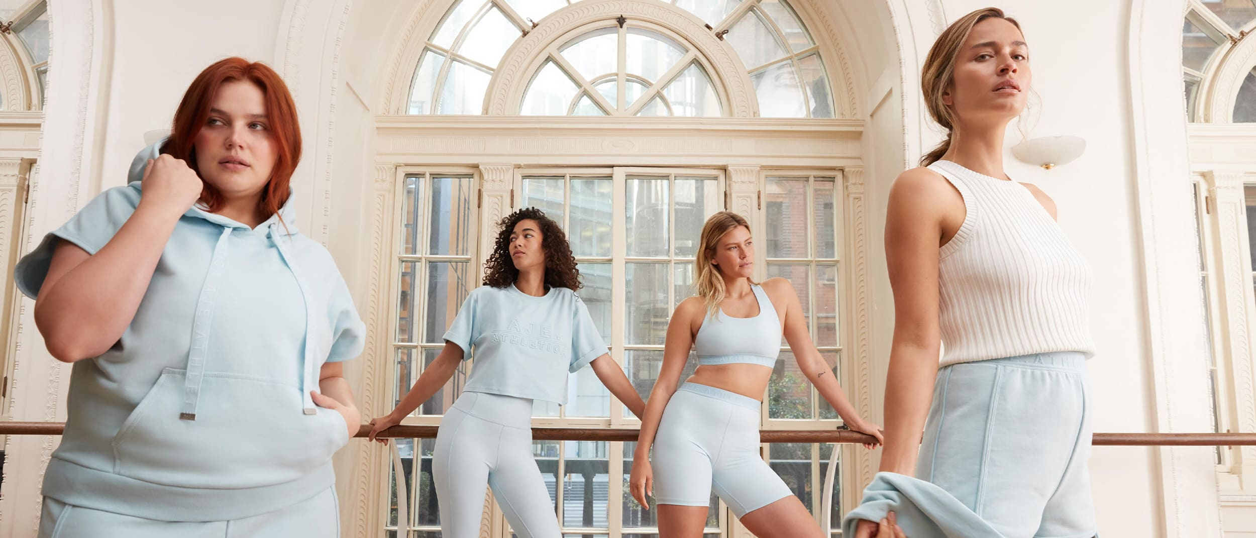 Aje: AJE ATHLETICA collection 002 has landed