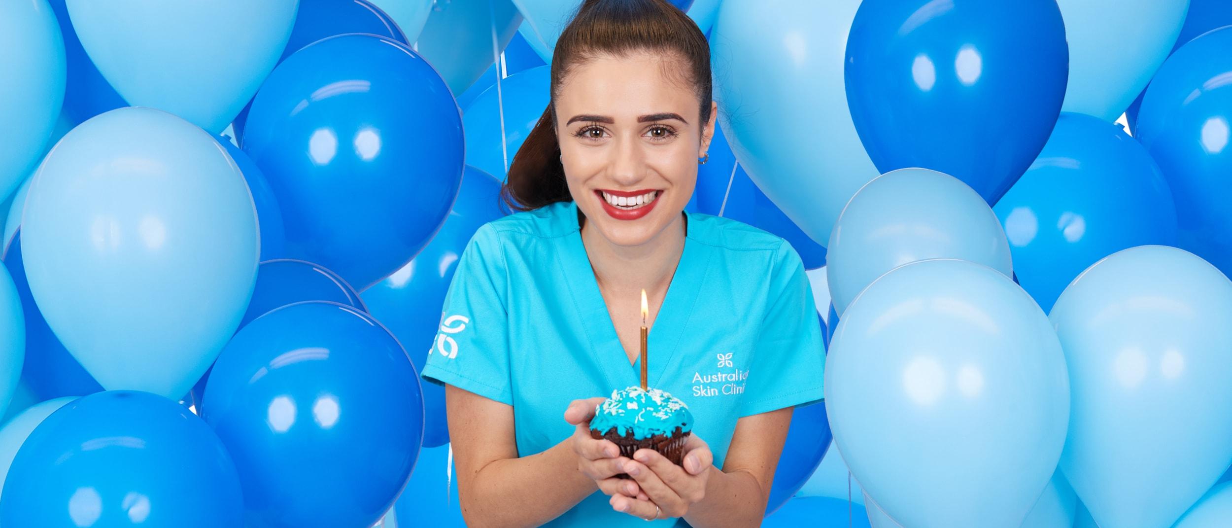 Australian Skin Clinics: it's our birthday sale