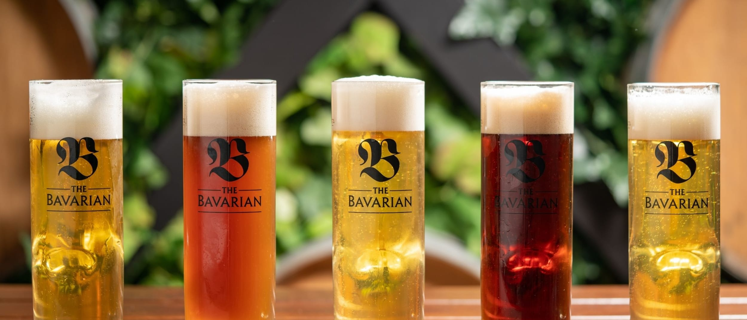 The Bavarian: Late Night Happy Hour