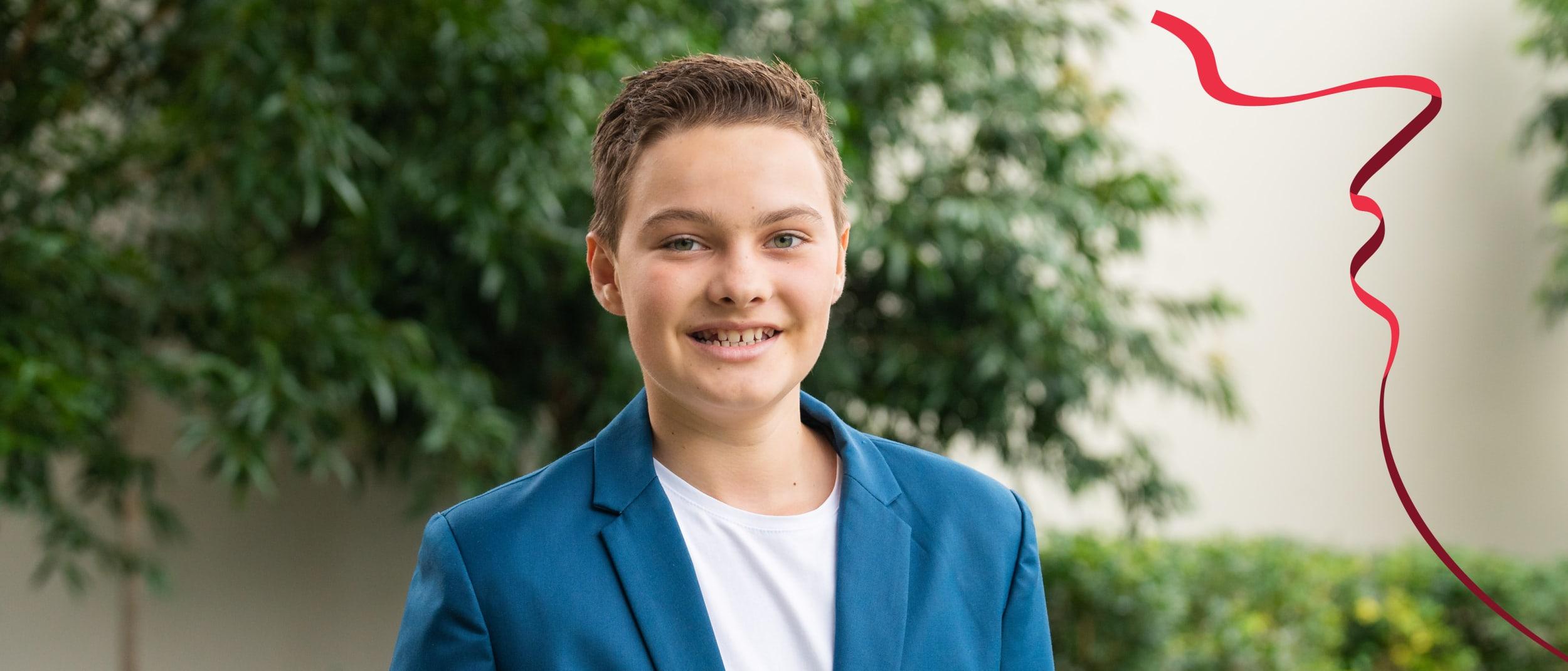 Luke Harrison: Paradise Kids