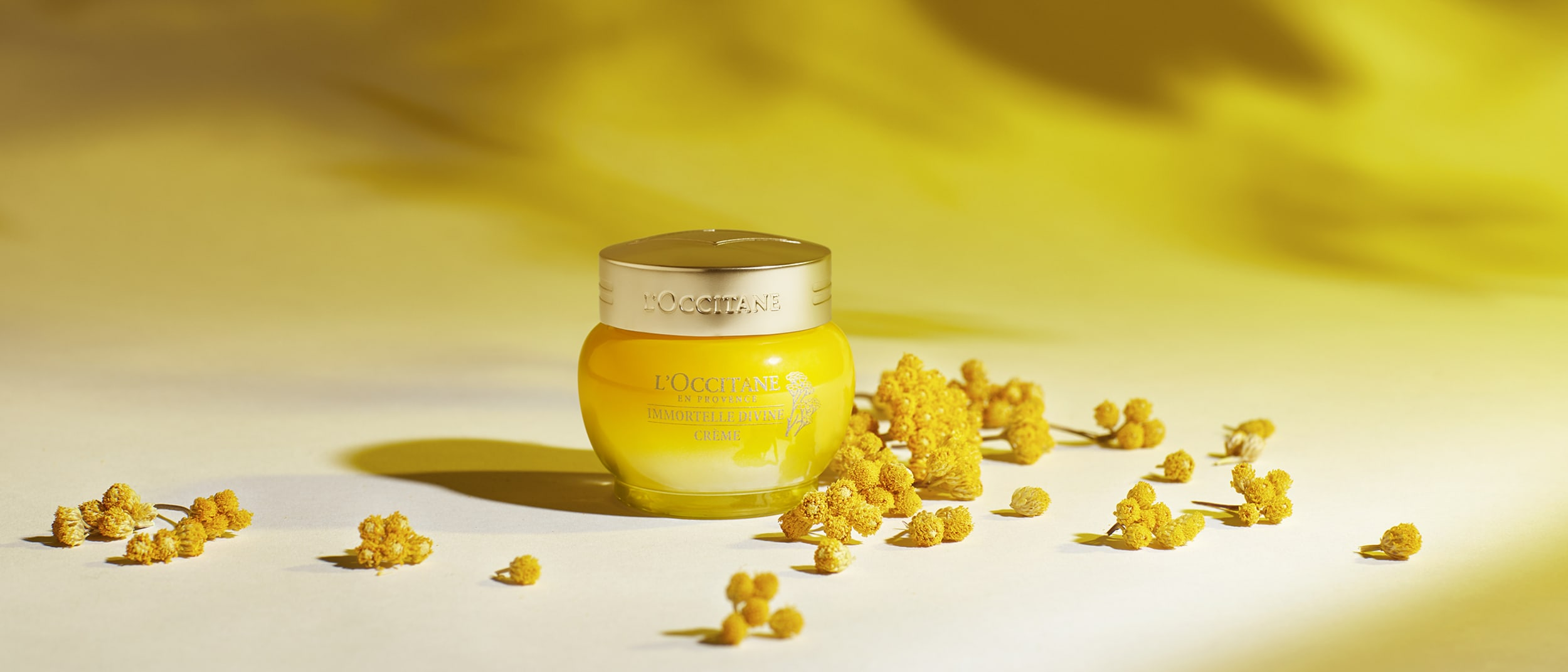 Enjoy a Spa-At-Home moment with L'OCCITANE