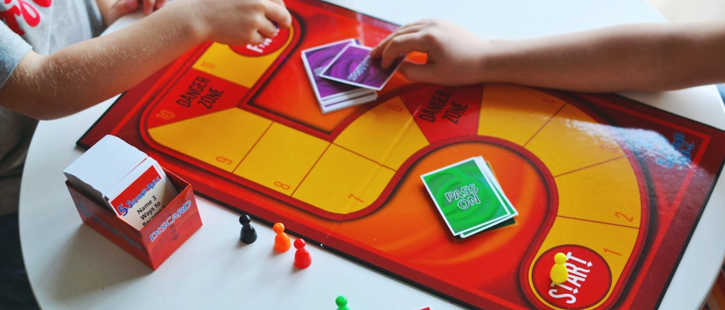 Game on: winter's best board games