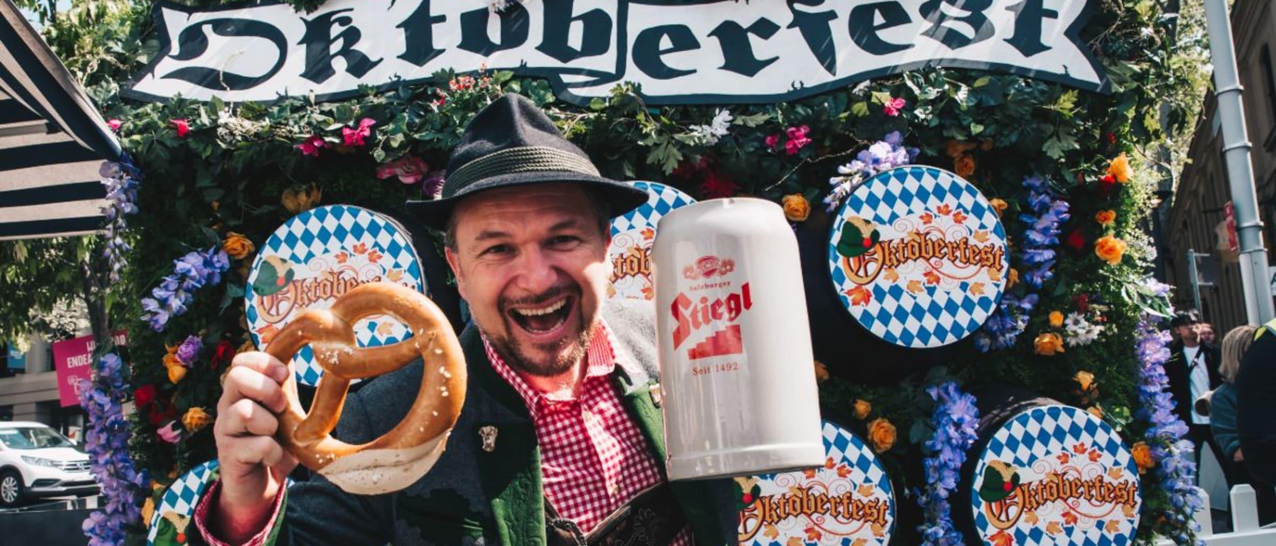 Celebrate Oktoberfest at The Bavarian