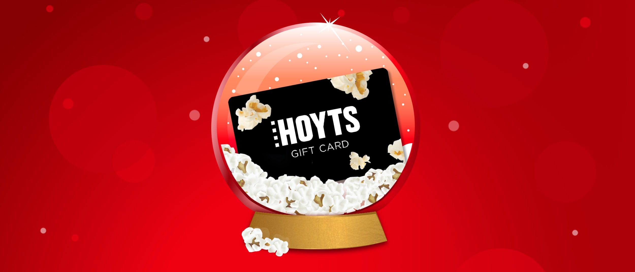 HOYTS: Christmas Gift Cards