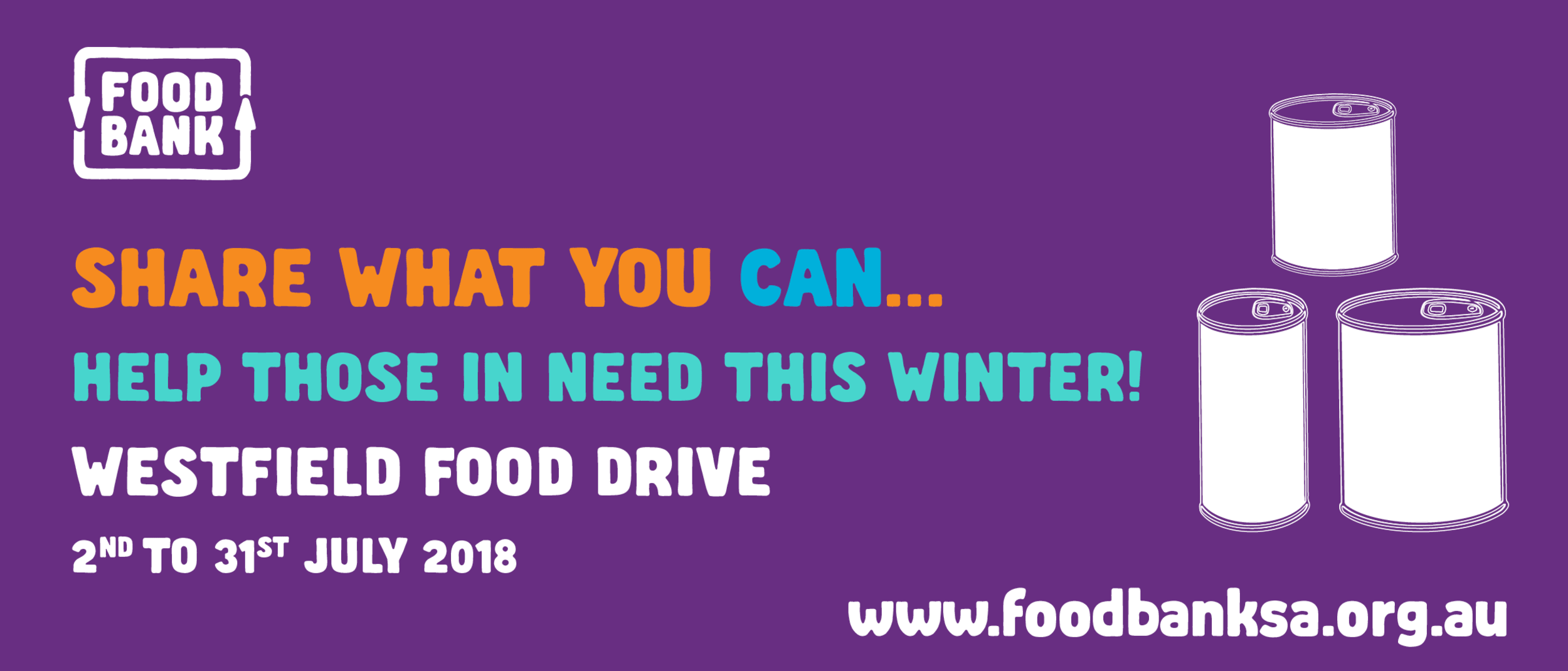 Foodbank food drive