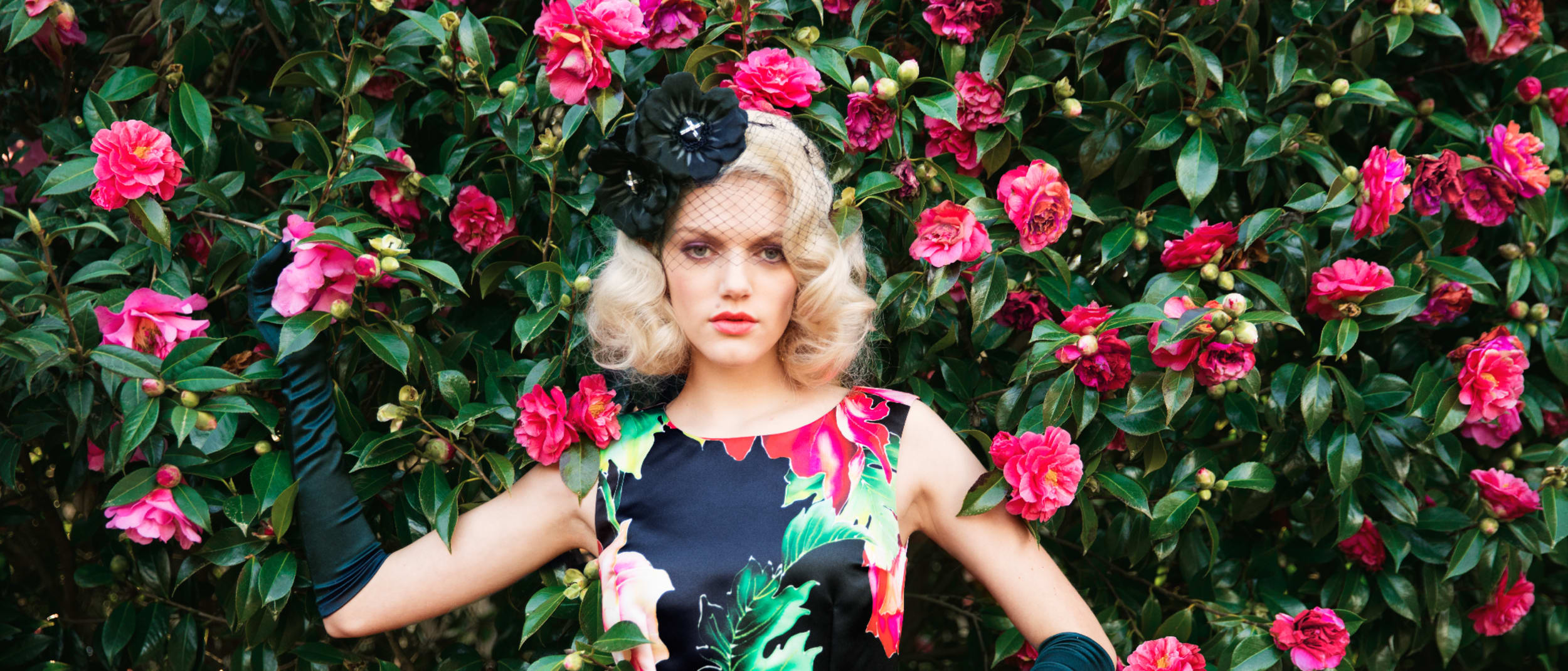 Alannah Hill spring racing collection