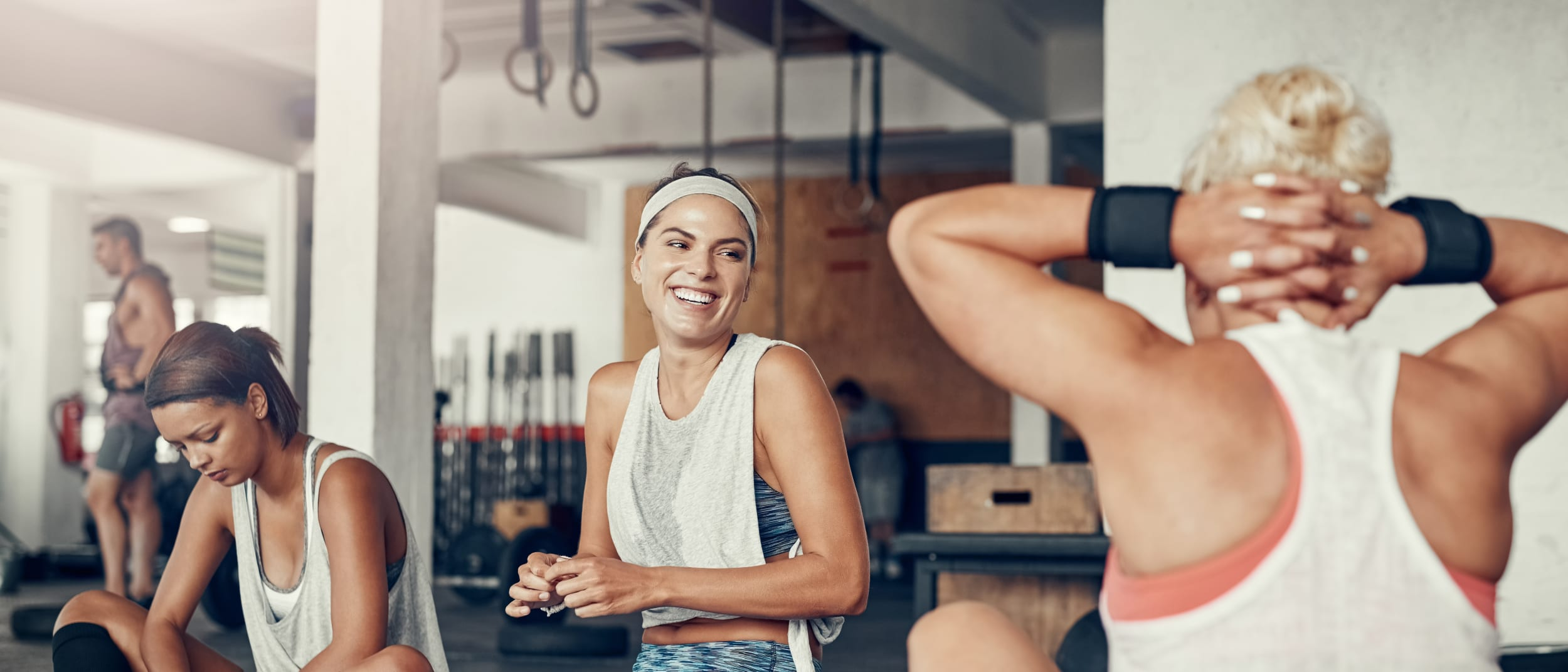 YMCA: Sunday sessions free group fitness sessions!*