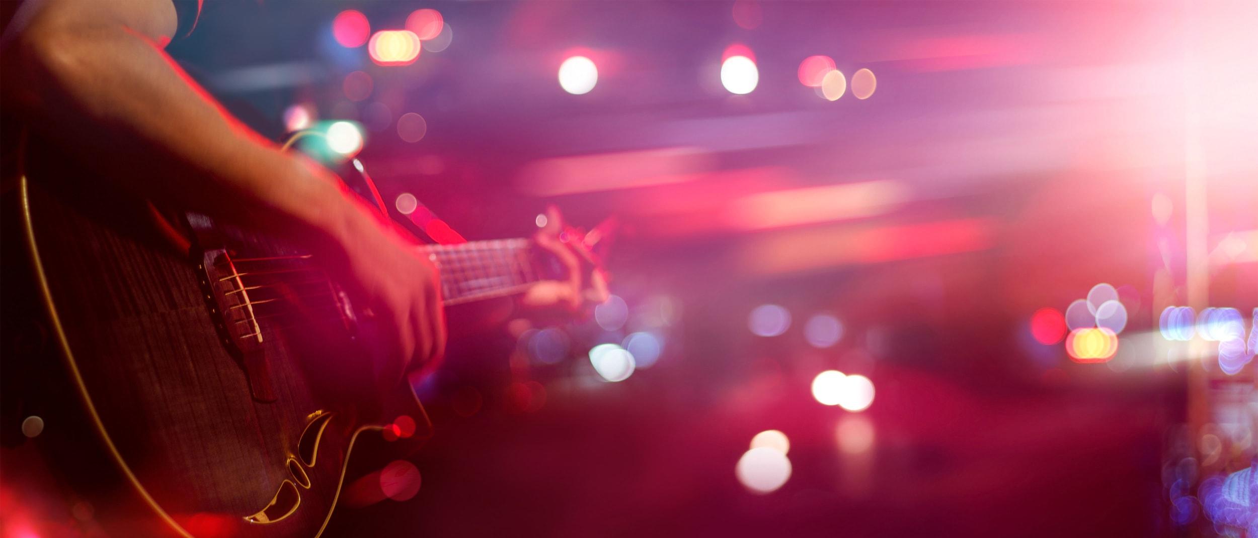 Enjoy live music