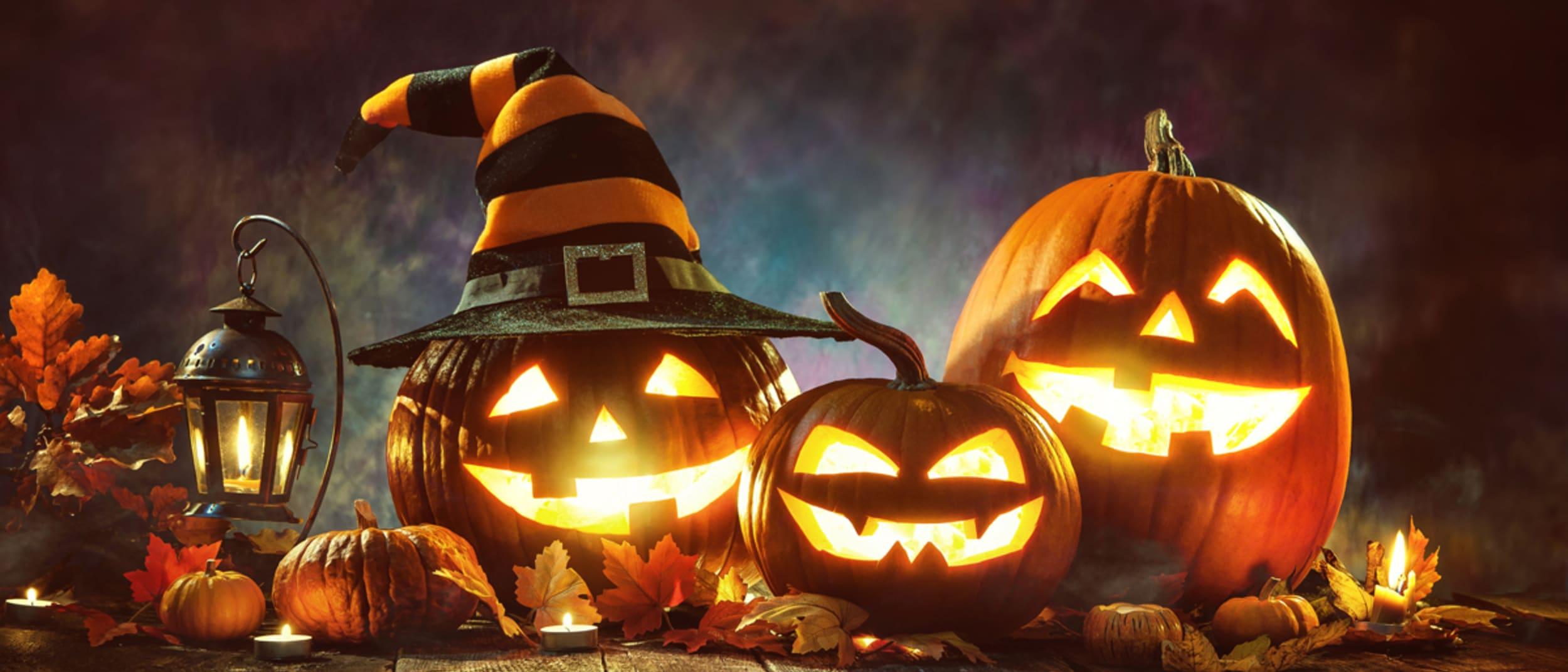 event - halloween fun