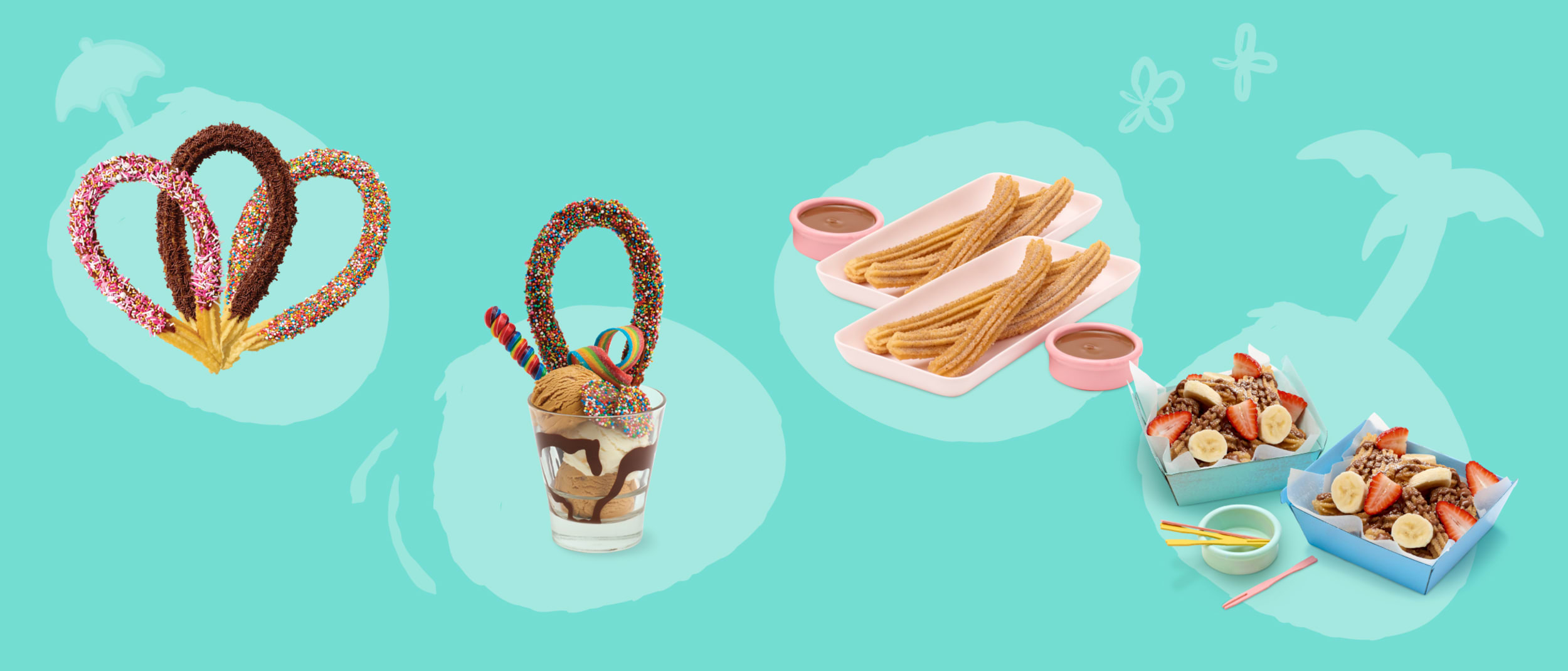 San Churro: el Happy Hour