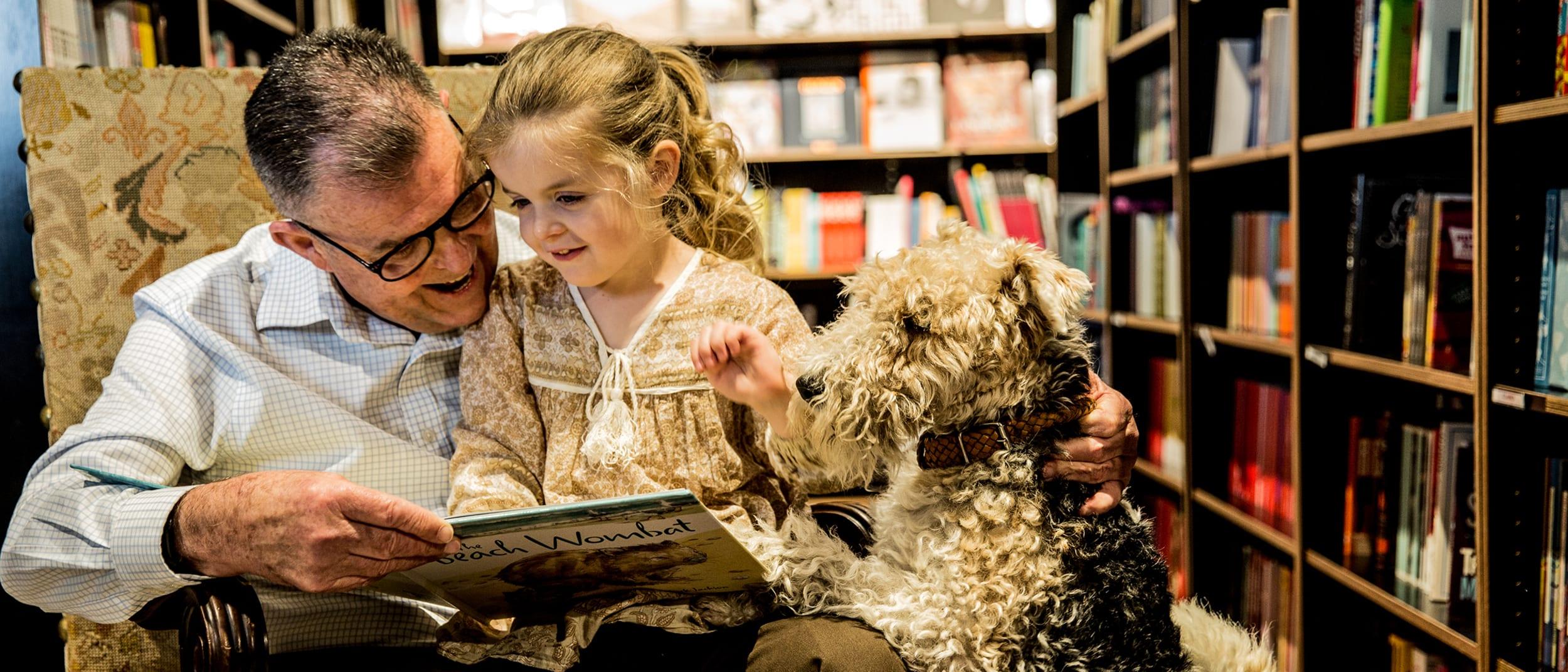 Harry Hartog: Win a $1000 Bookseller Voucher