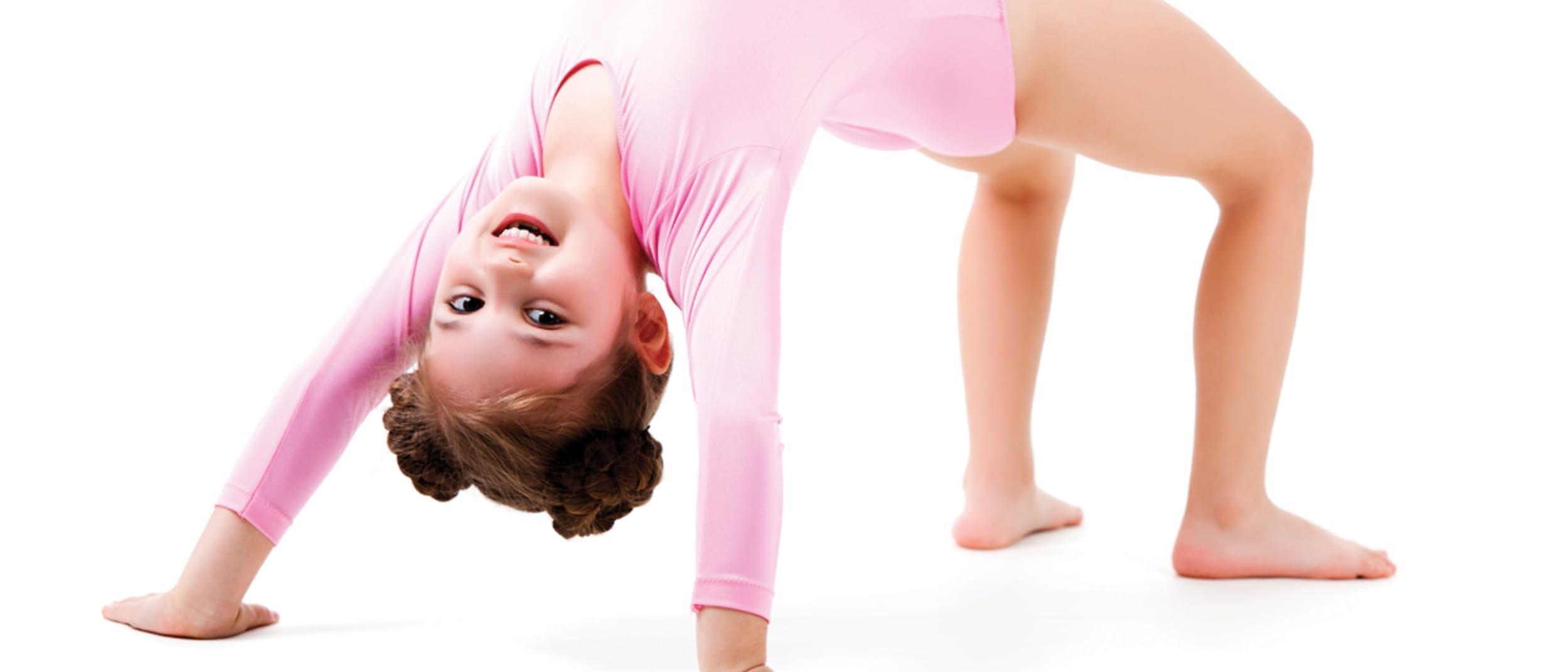 YMCA kids cheerleading and gymnastics workshops