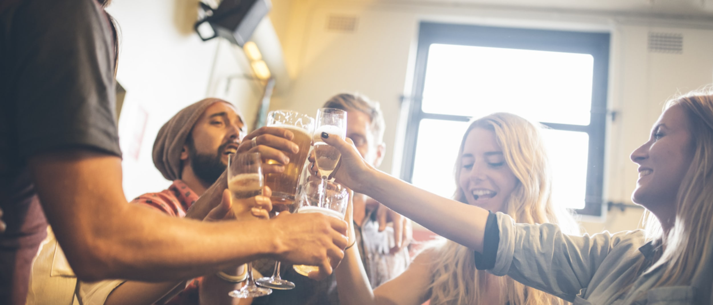 The Bavarian: End of financial year parties