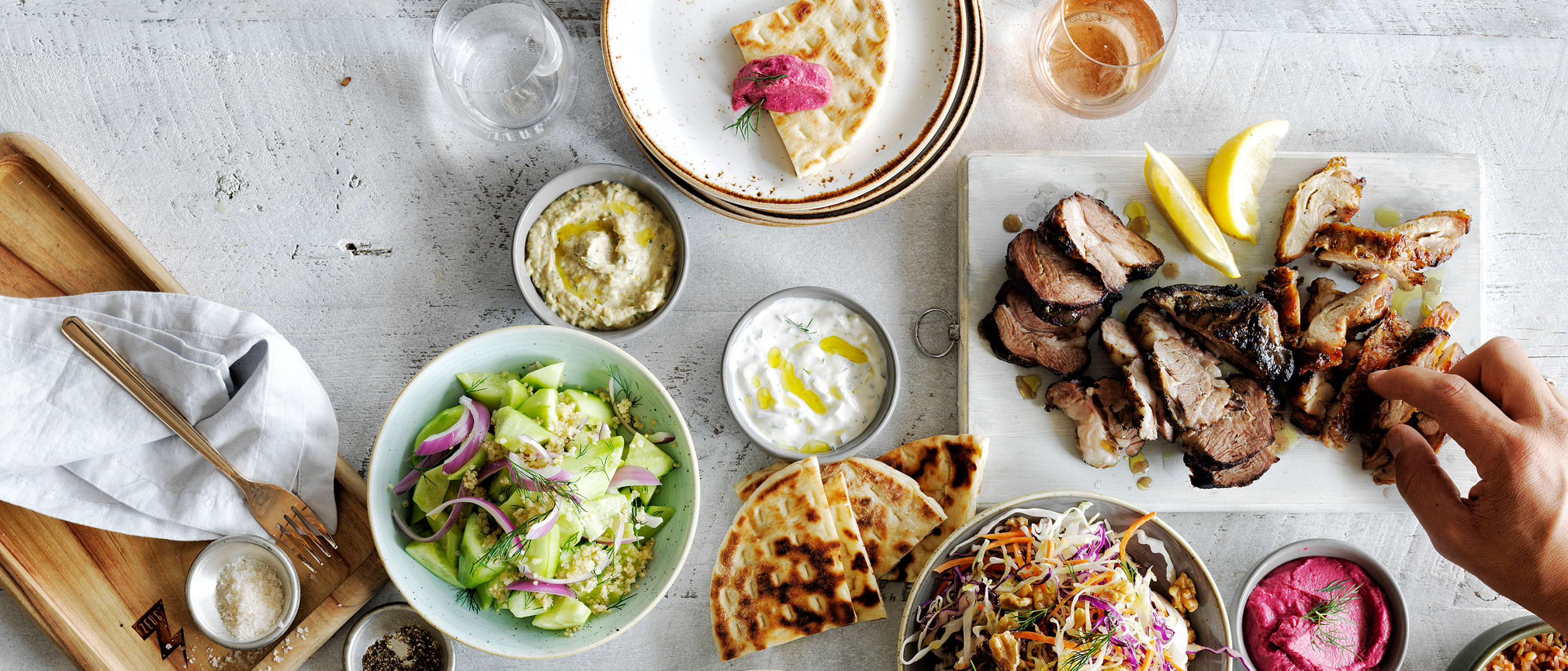 6 Brisbane feasts for the whole family