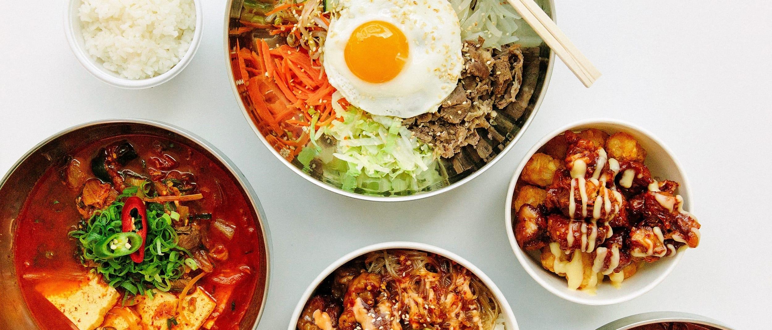 Arirang Korean Cuisine: July deal