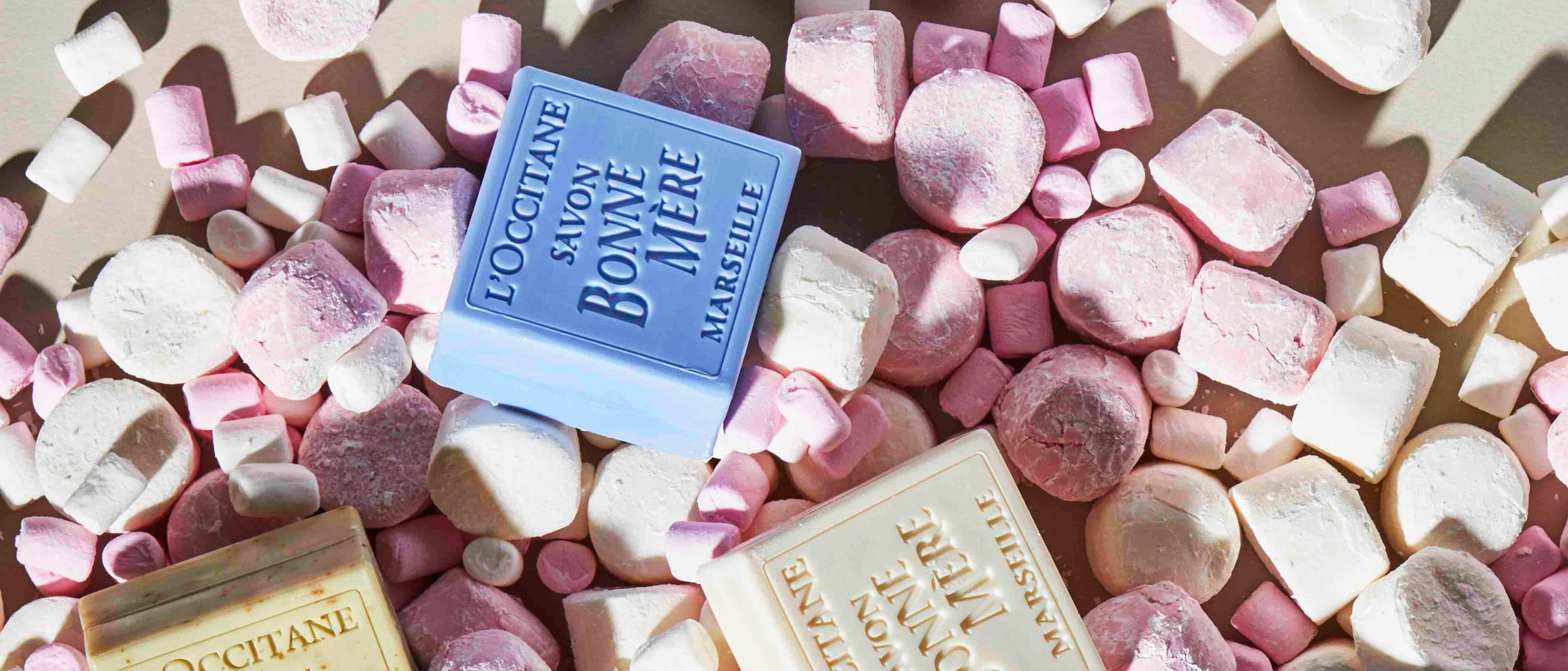 L'Occitane: receive your complimentary soap holder*