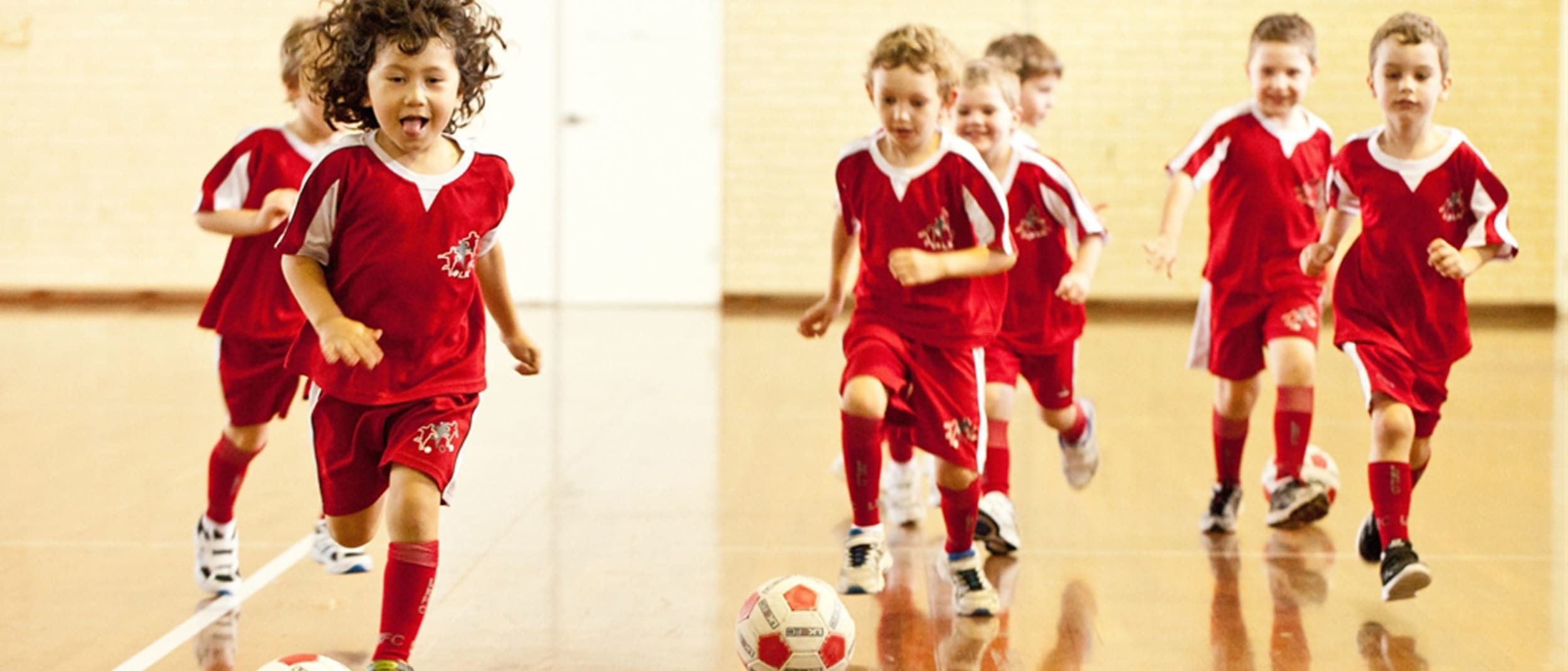 Little Kickers school holiday clinics