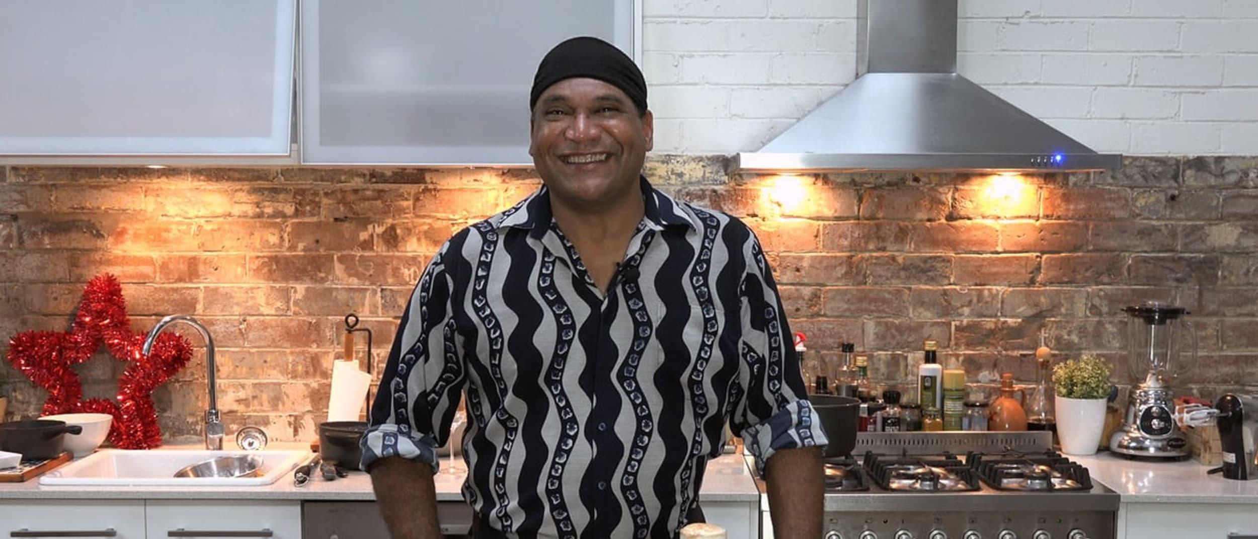 NAIDOC Week Indigenous Food Tasting with Mark Olive