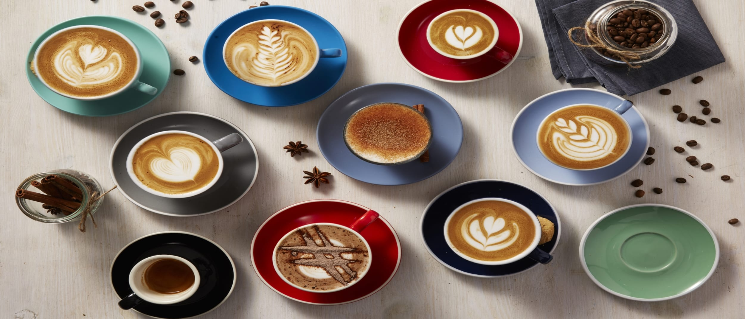 Jamaica Blue: half price coffees after 2pm on Tuesdays