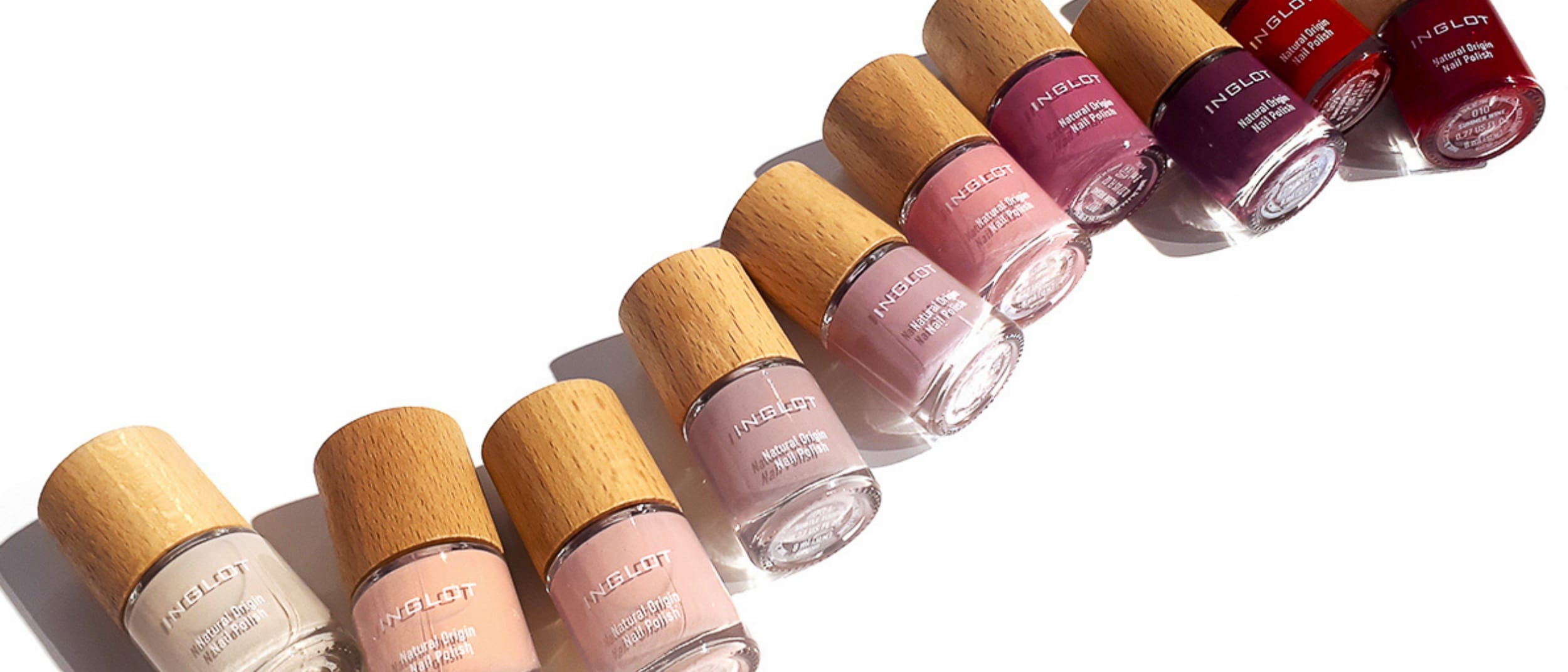 INGLOT: New in - Natural Origin Nail Polish