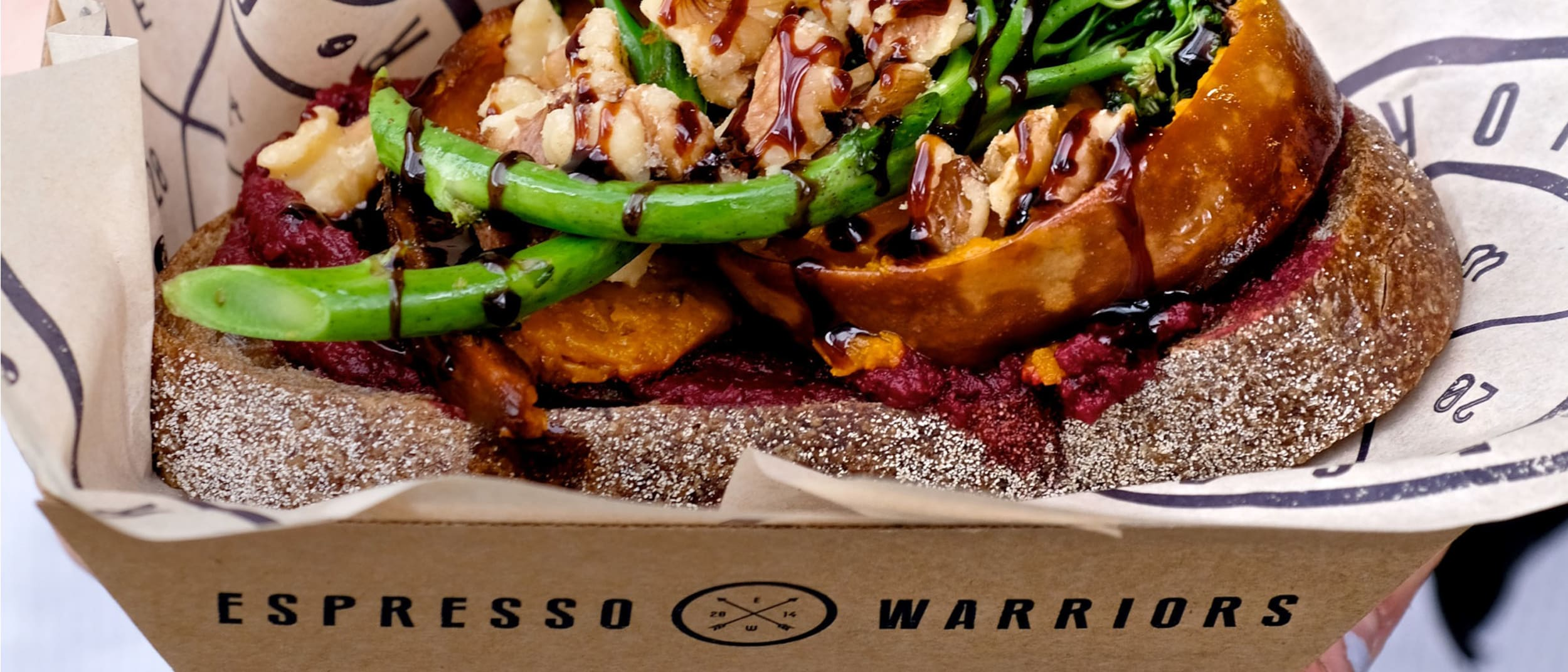 Espresso Warriors launch new seasonal menu