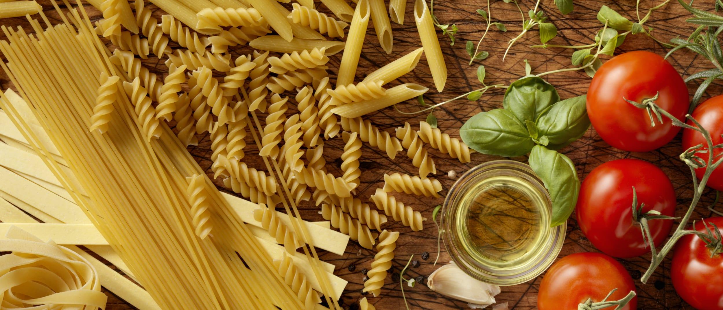 My Fine Foods: Pasta Reggia special