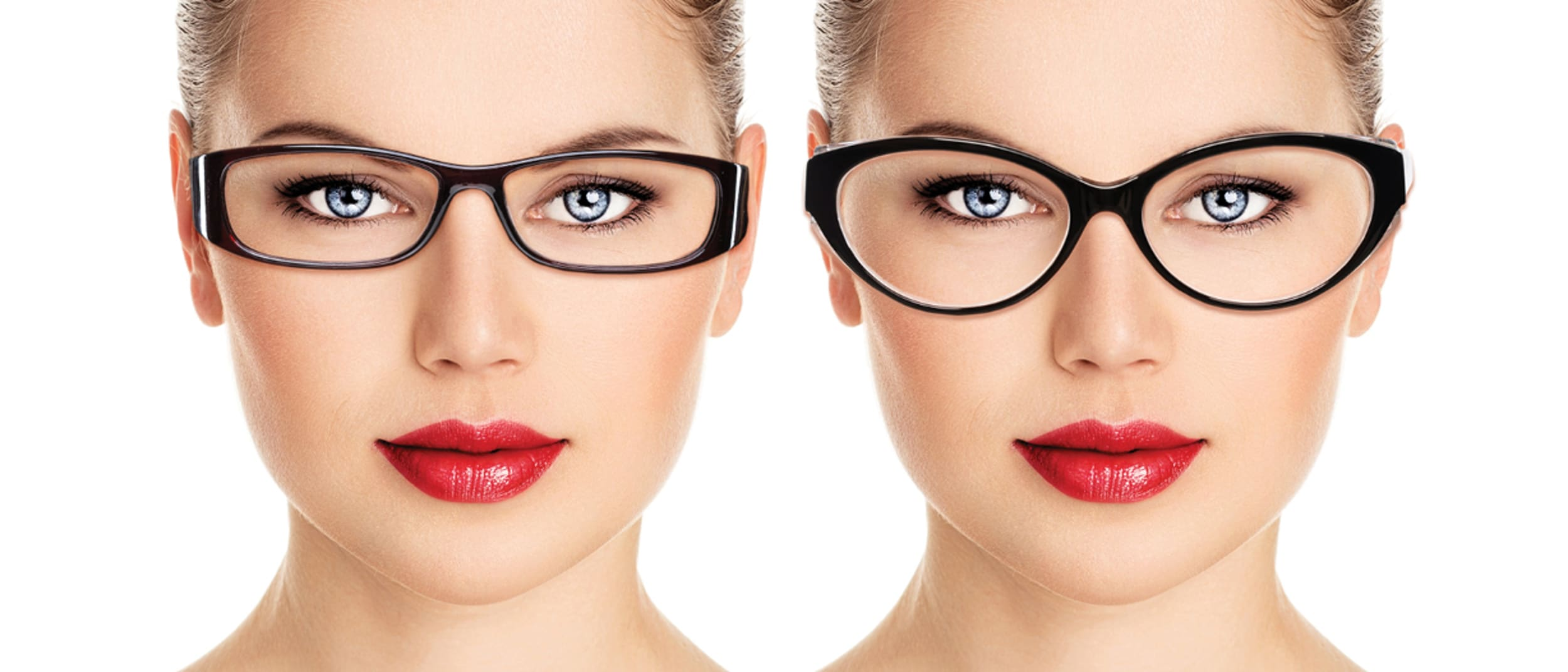 Lenspro: two different looks with 2 pairs for 1 price $199