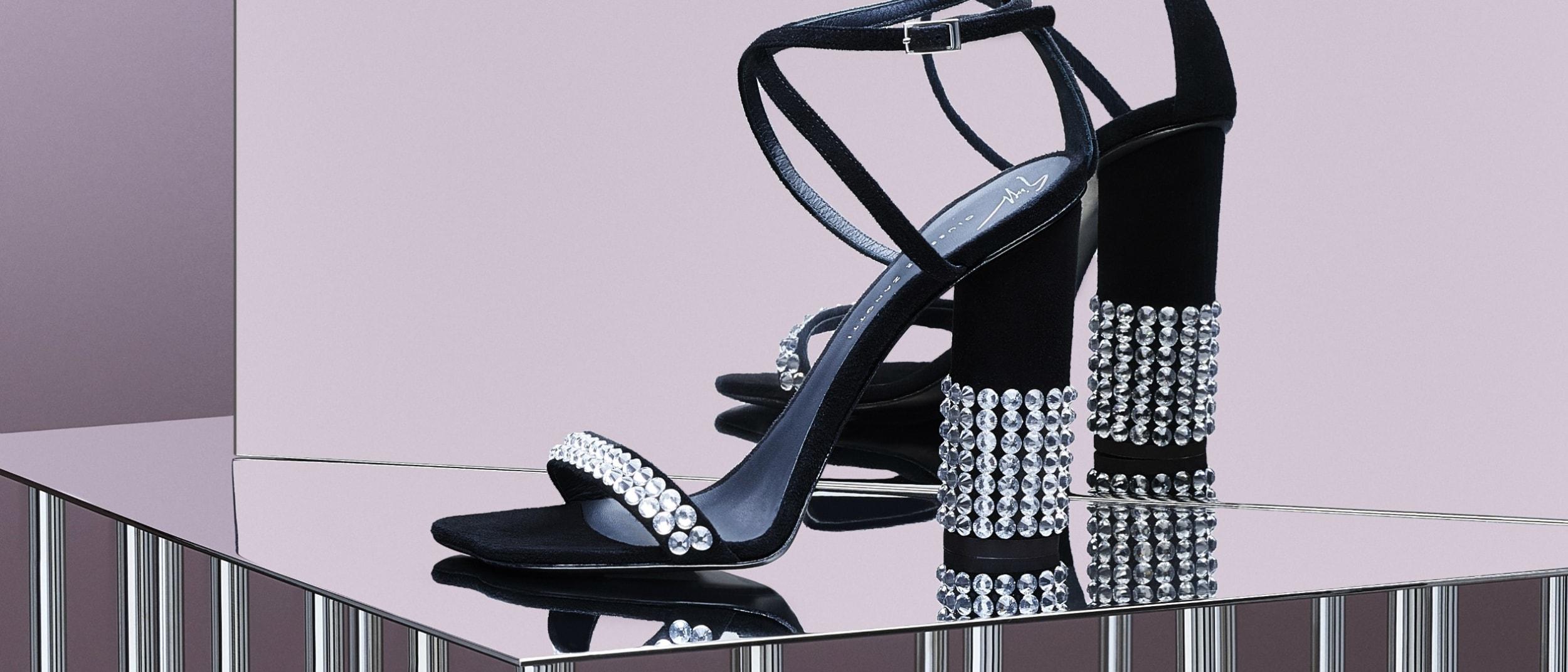 The Giuseppe Zanotti club: essence of style and seduction