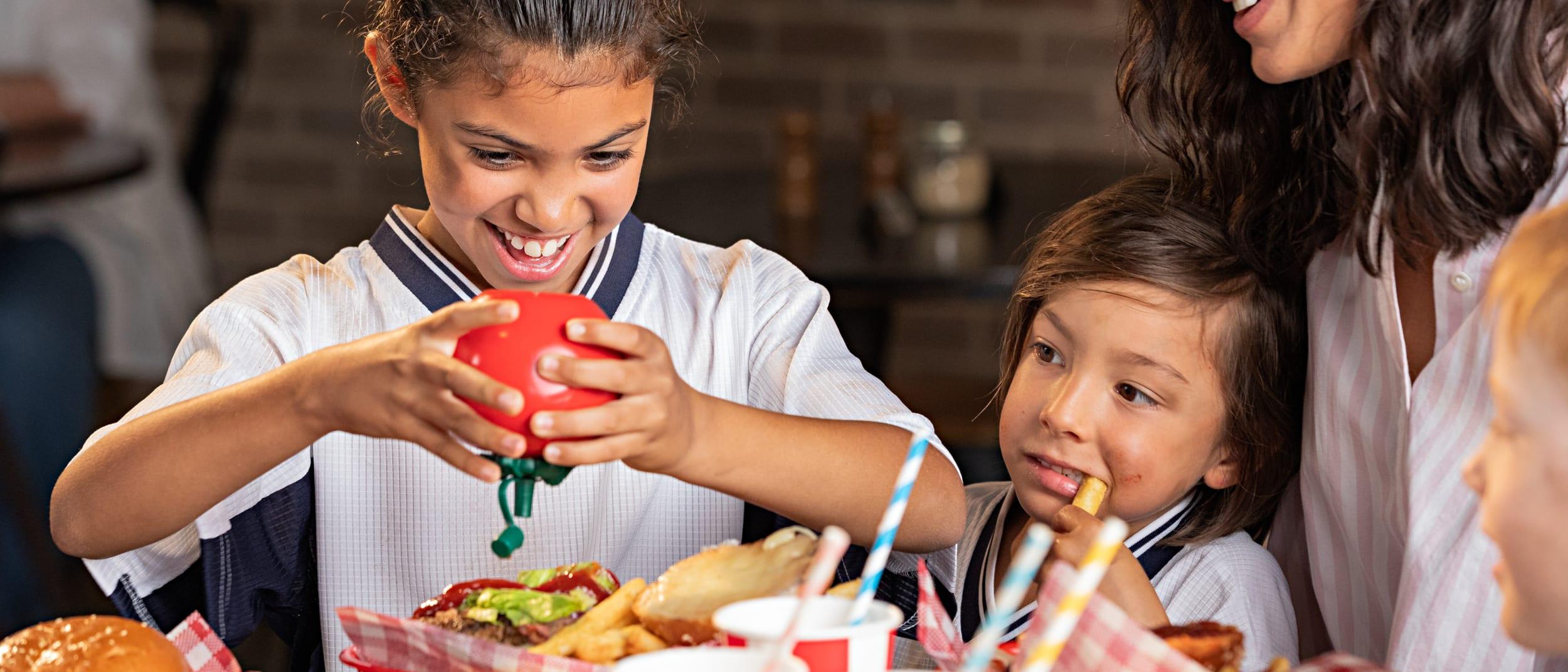 The Shed: Kids eat FREE Thursdays