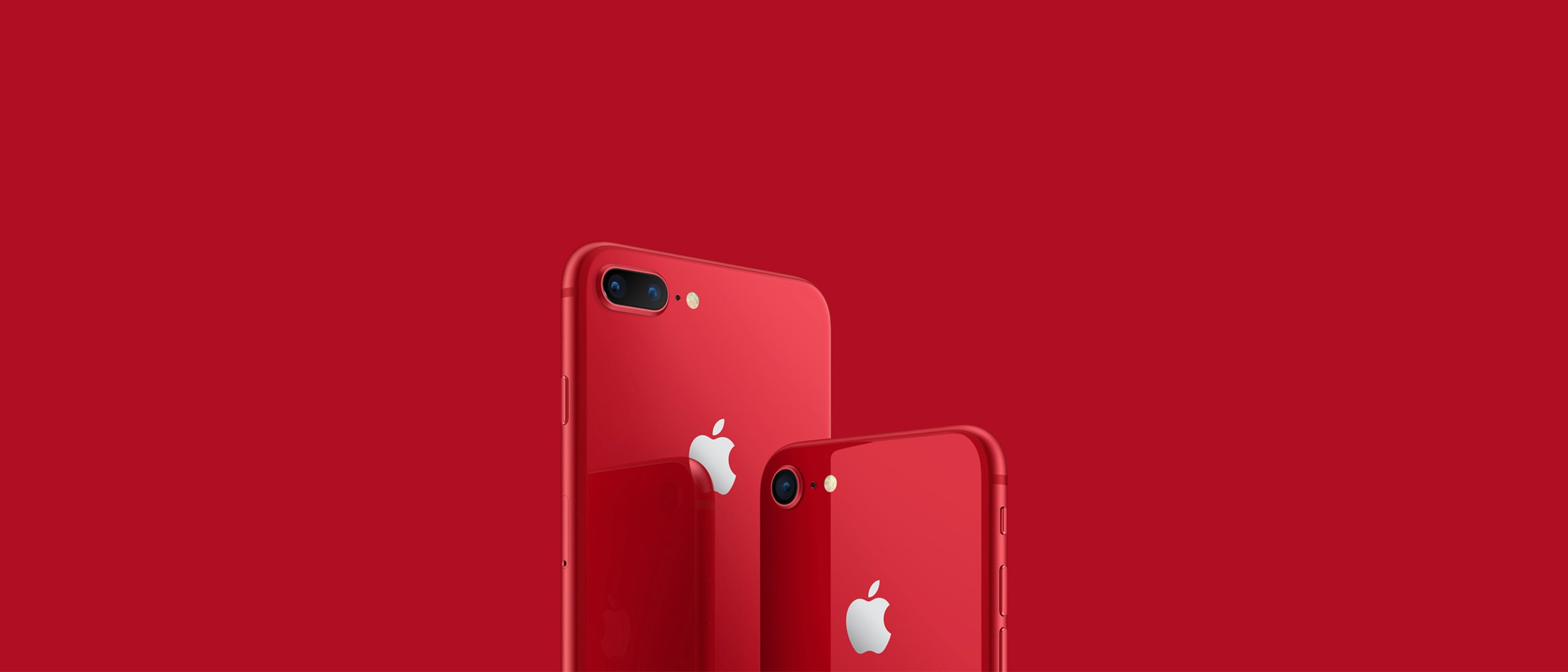 Apple: iPhone 8 Product (RED)®