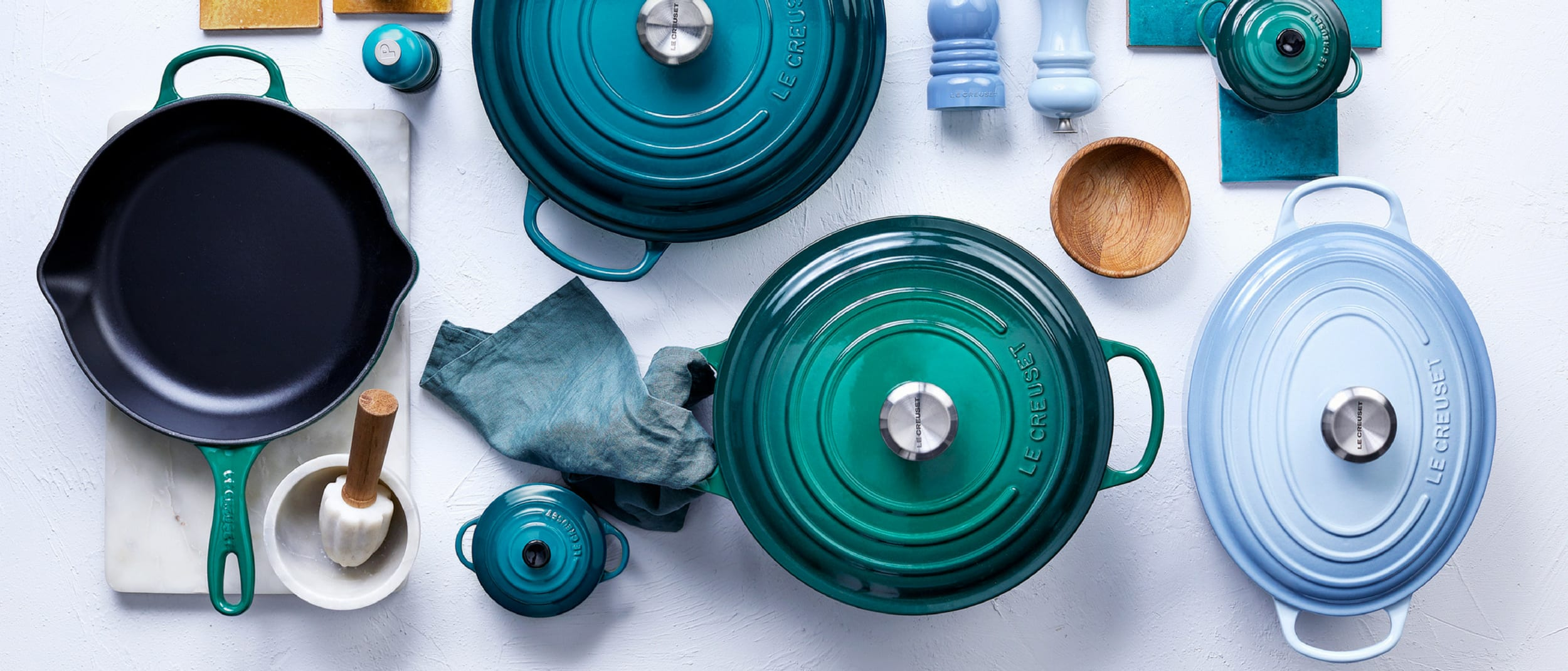 Le Creuset: October promotions