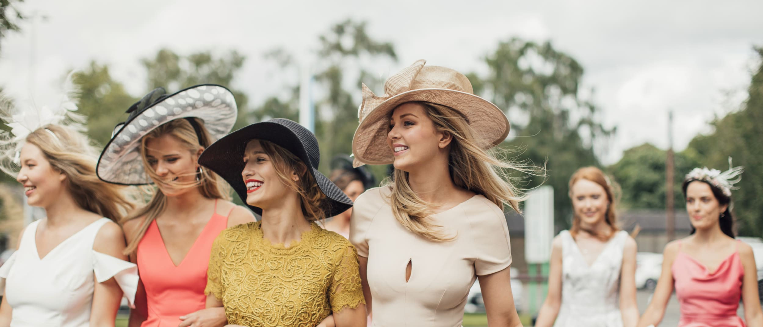 The spring Series: Myer spring racing trends masterclass
