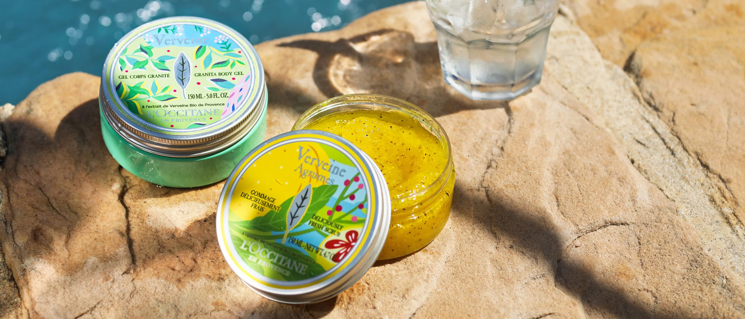 L'OCCITANE: Limited Edition Verbena Collections