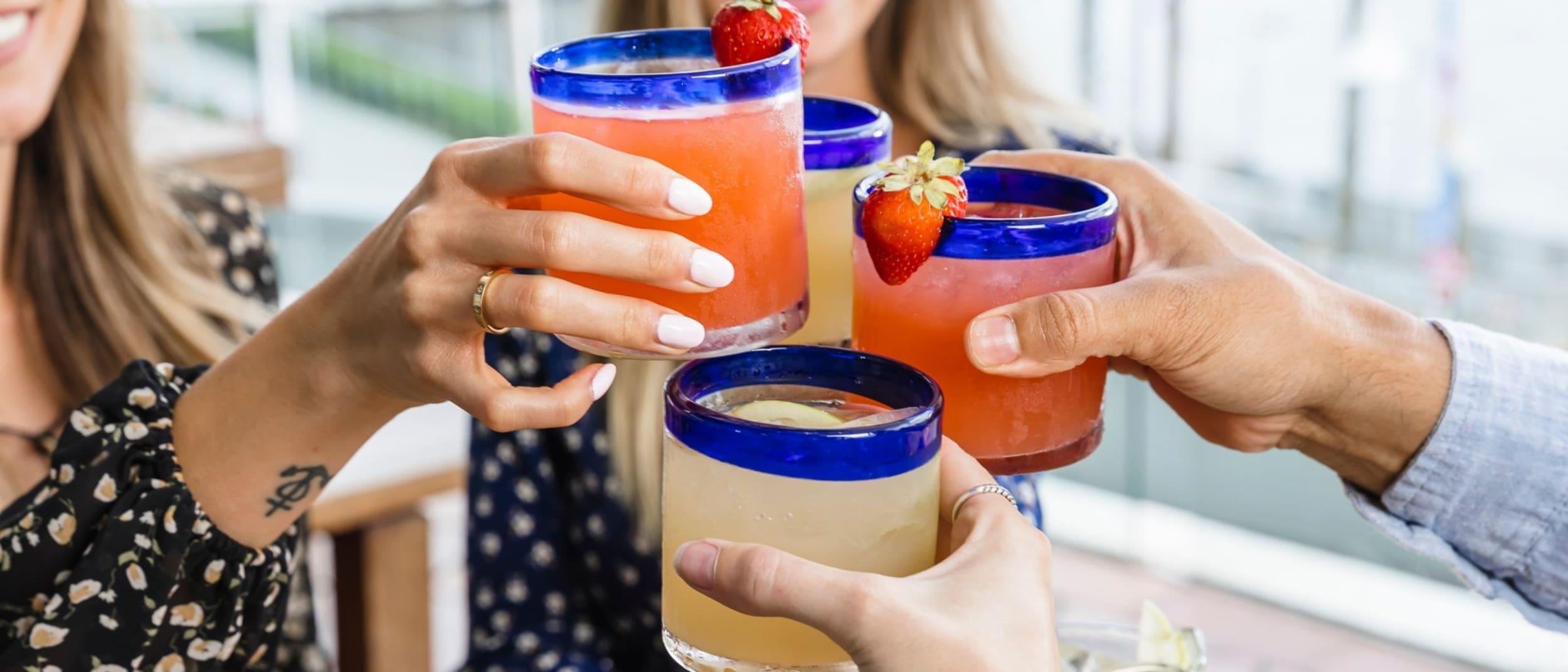 Bavarian: $20 cocktail jugs every Sunday