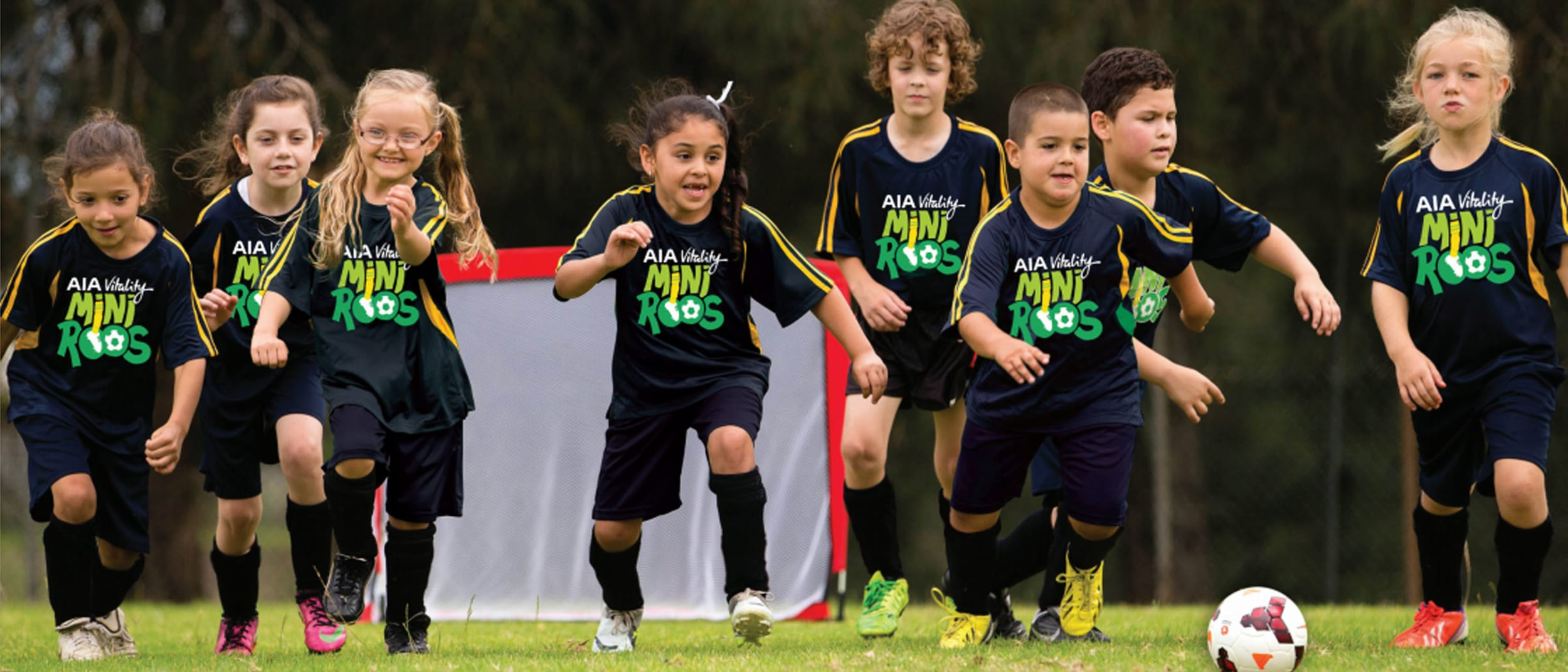 ALDI MiniRoos & MWFA football clinics
