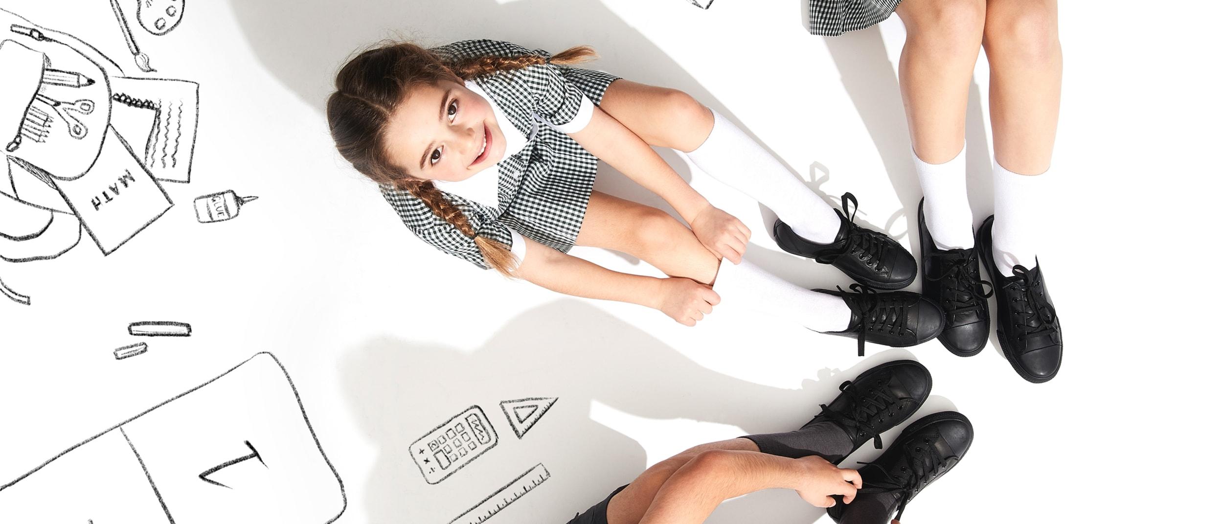 Mathers: Australia's biggest school shoe sale
