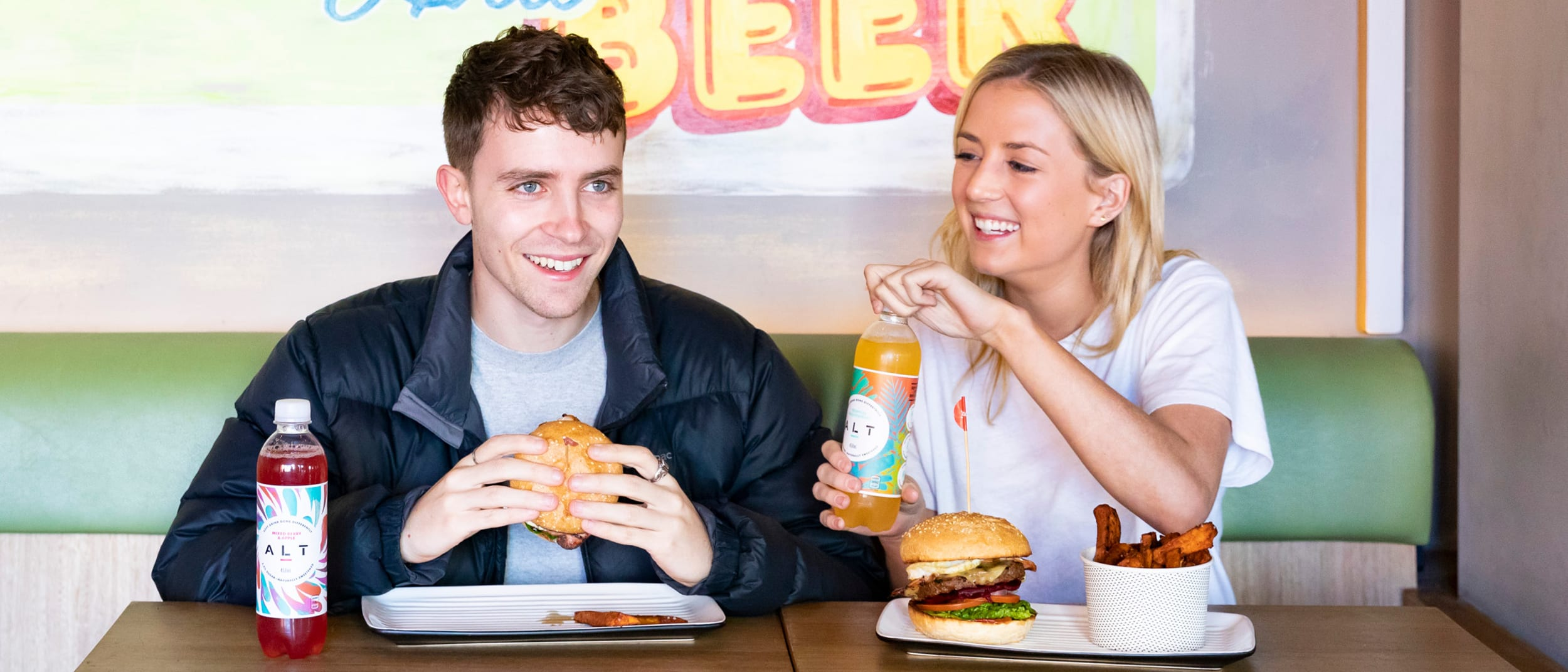 Grill'd: exclusive student offer