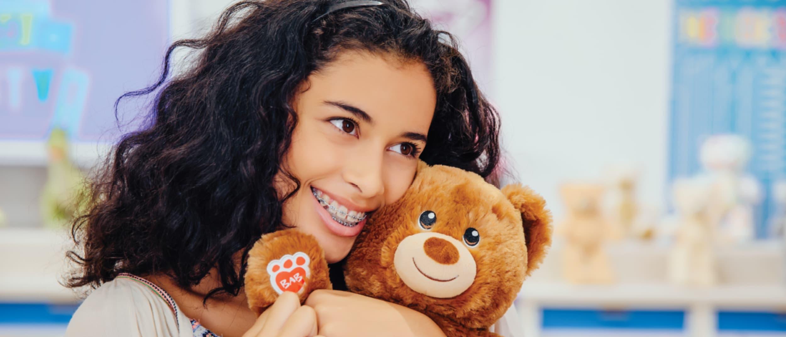 Build A Bear school holiday workshop
