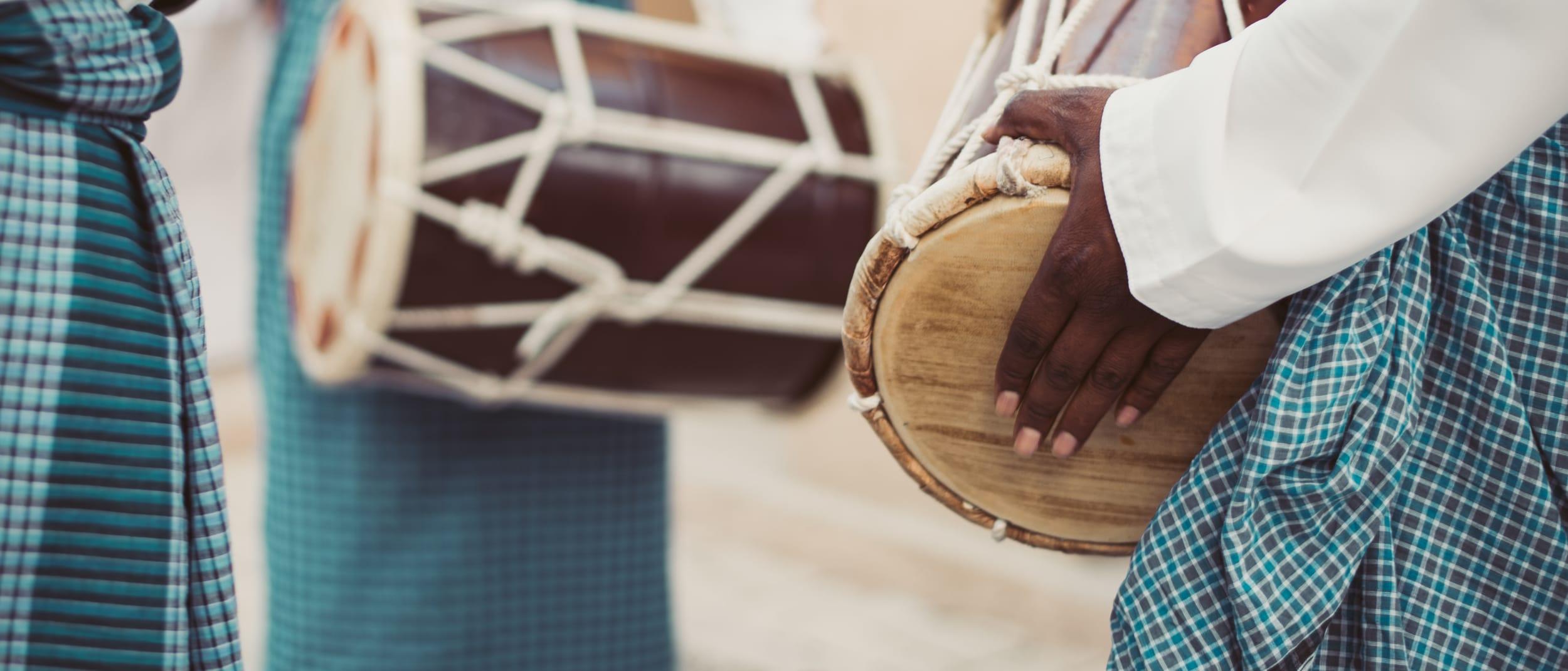 Eid Drumming