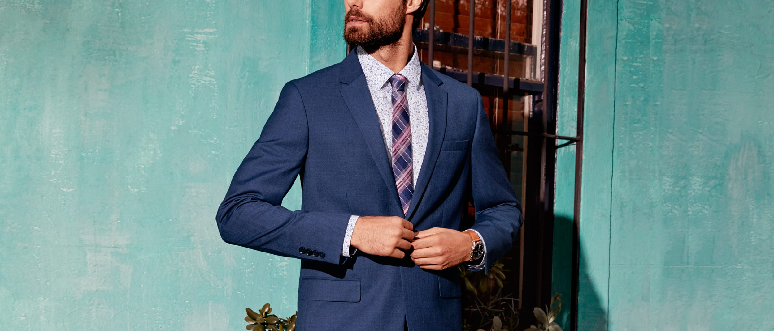 Tarocash: suit, shirt and tie now $249.99, save $150
